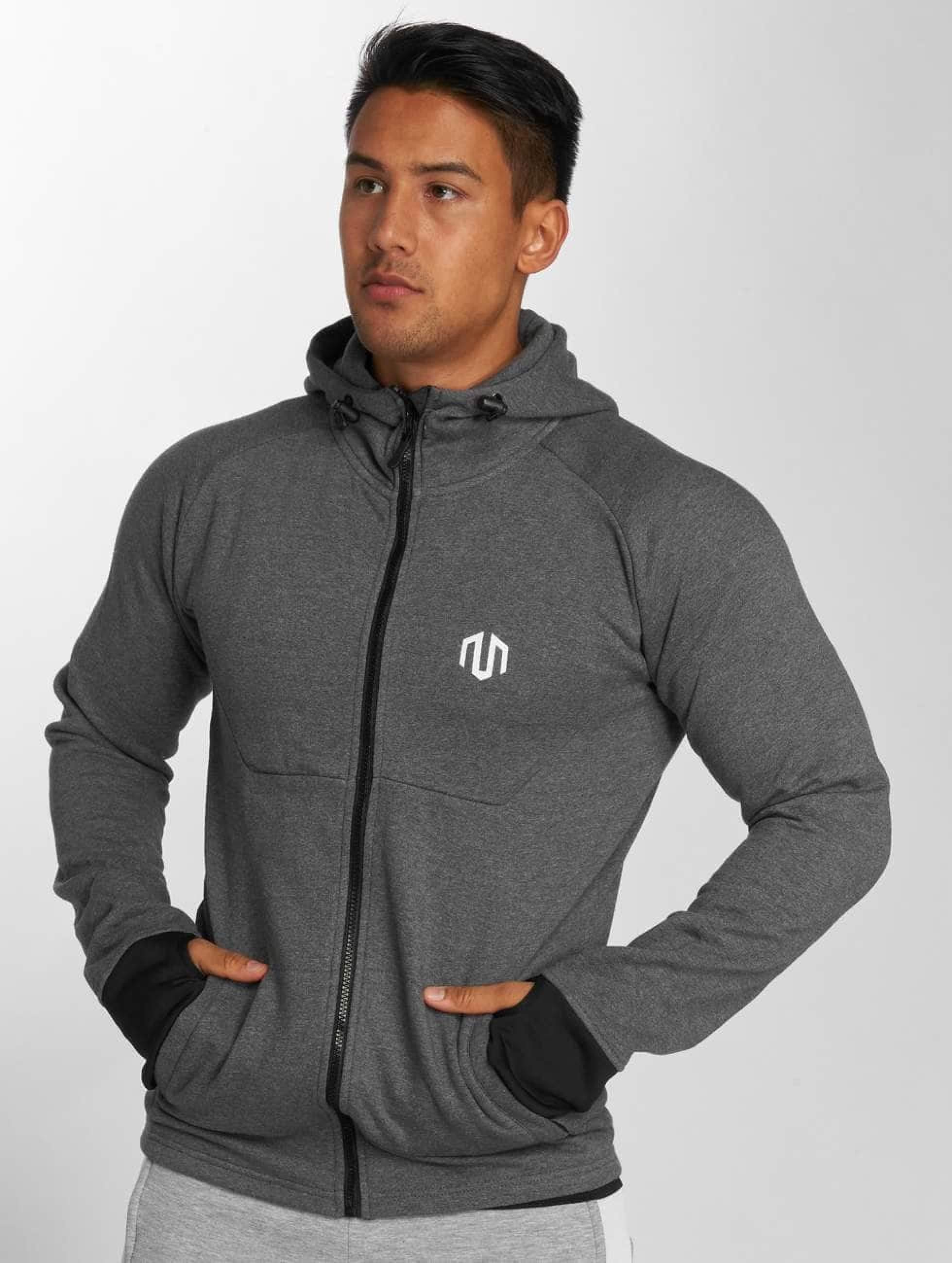 MOROTAI | Neotech gris Homme Vestes de Sport