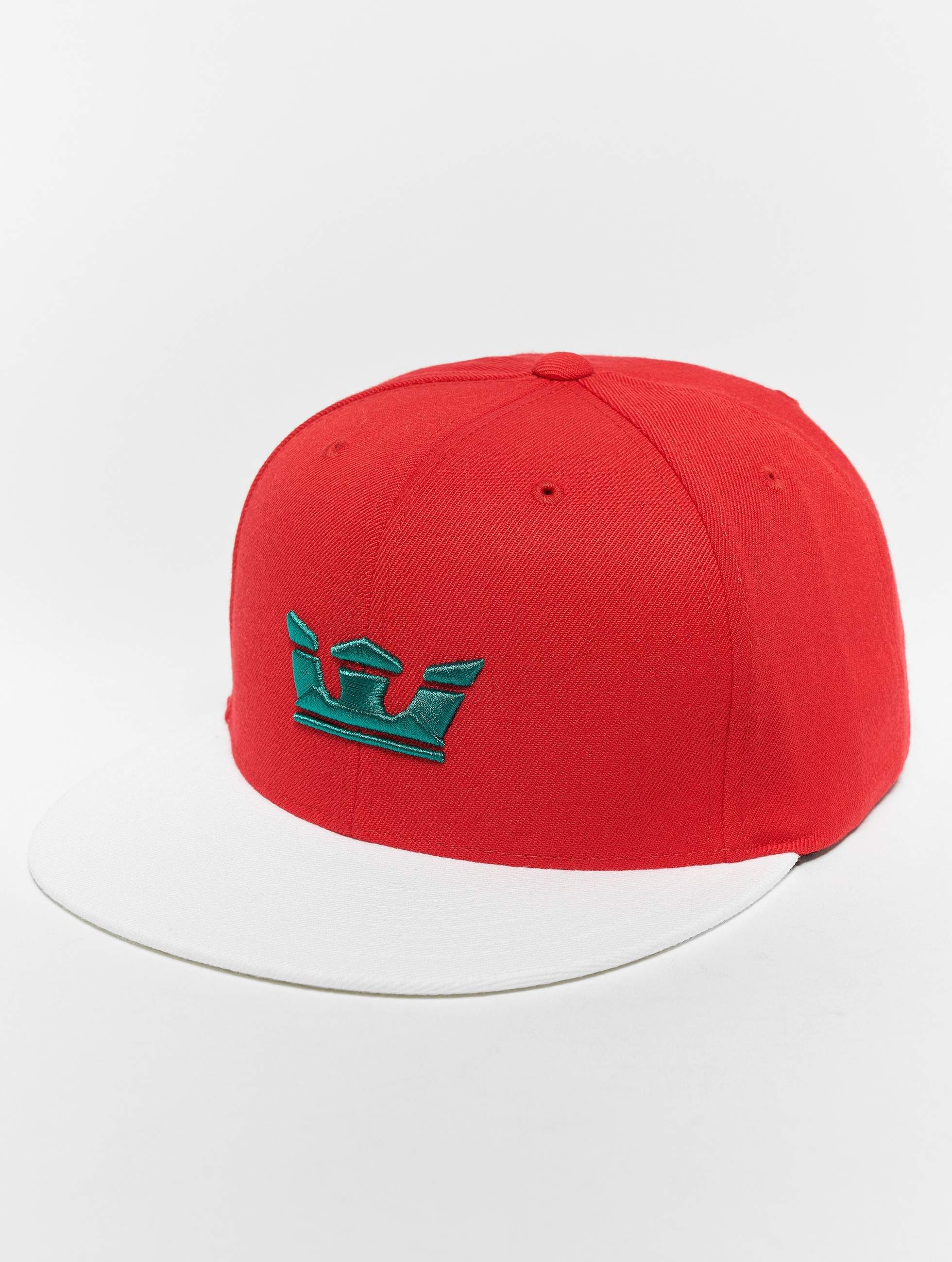 Supra | Icon Snap Back Hat rouge Homme Casquette Snapback & Strapback