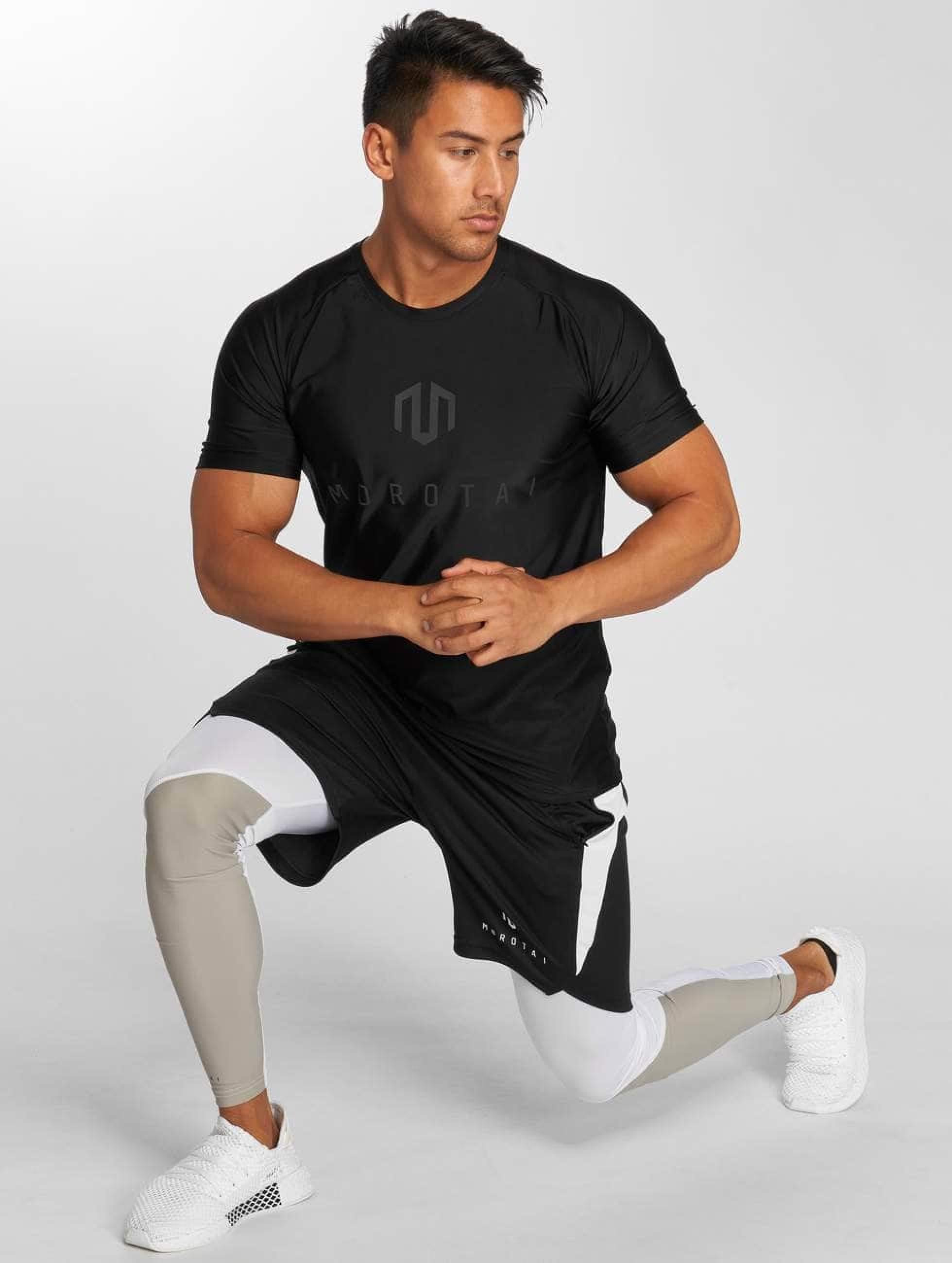 MOROTAI | Performance  blanc Homme Leggings de sport
