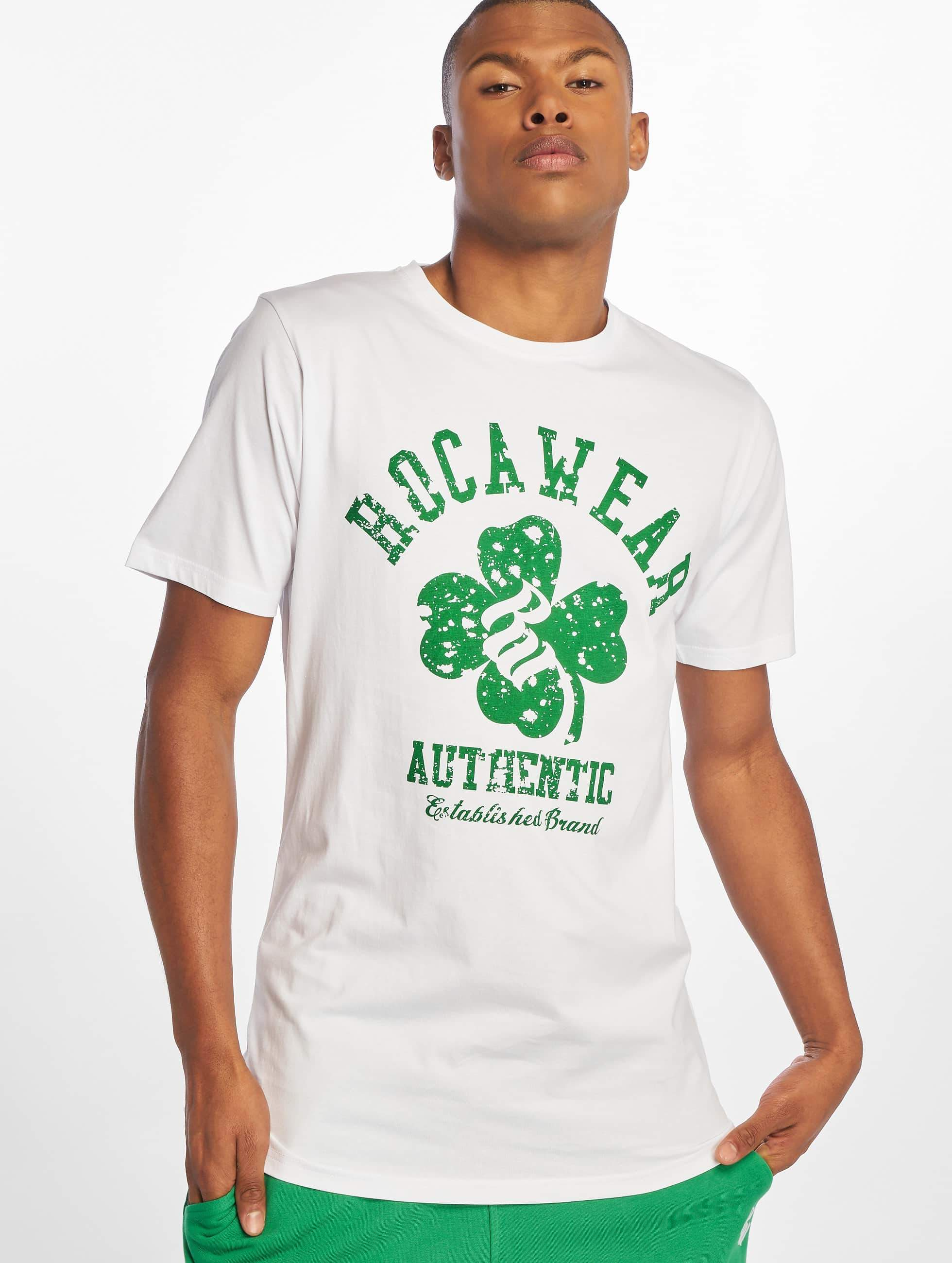Rocawear / T-Shirt Clover in white XL