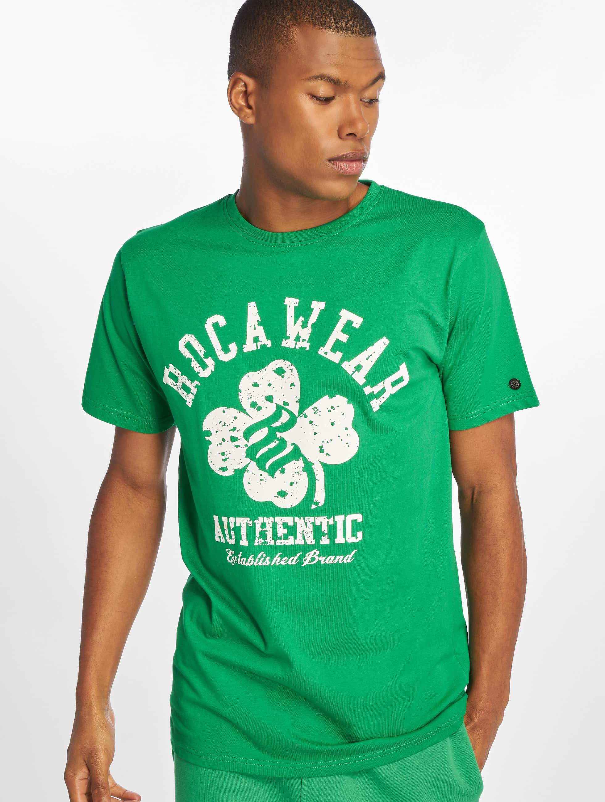 Rocawear / T-Shirt Clover in green S