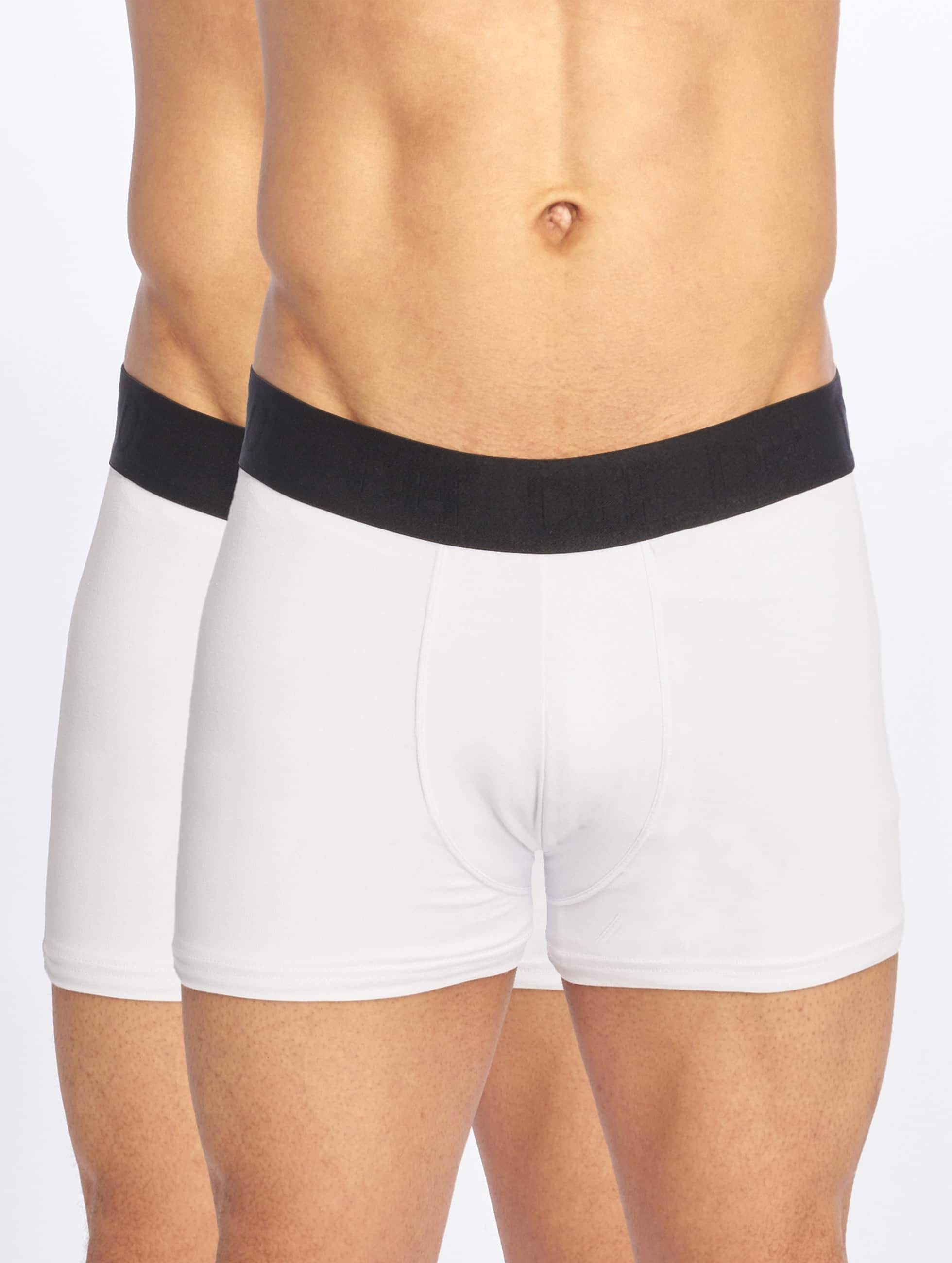 DEF / Boxer Short Double Pack in white XL
