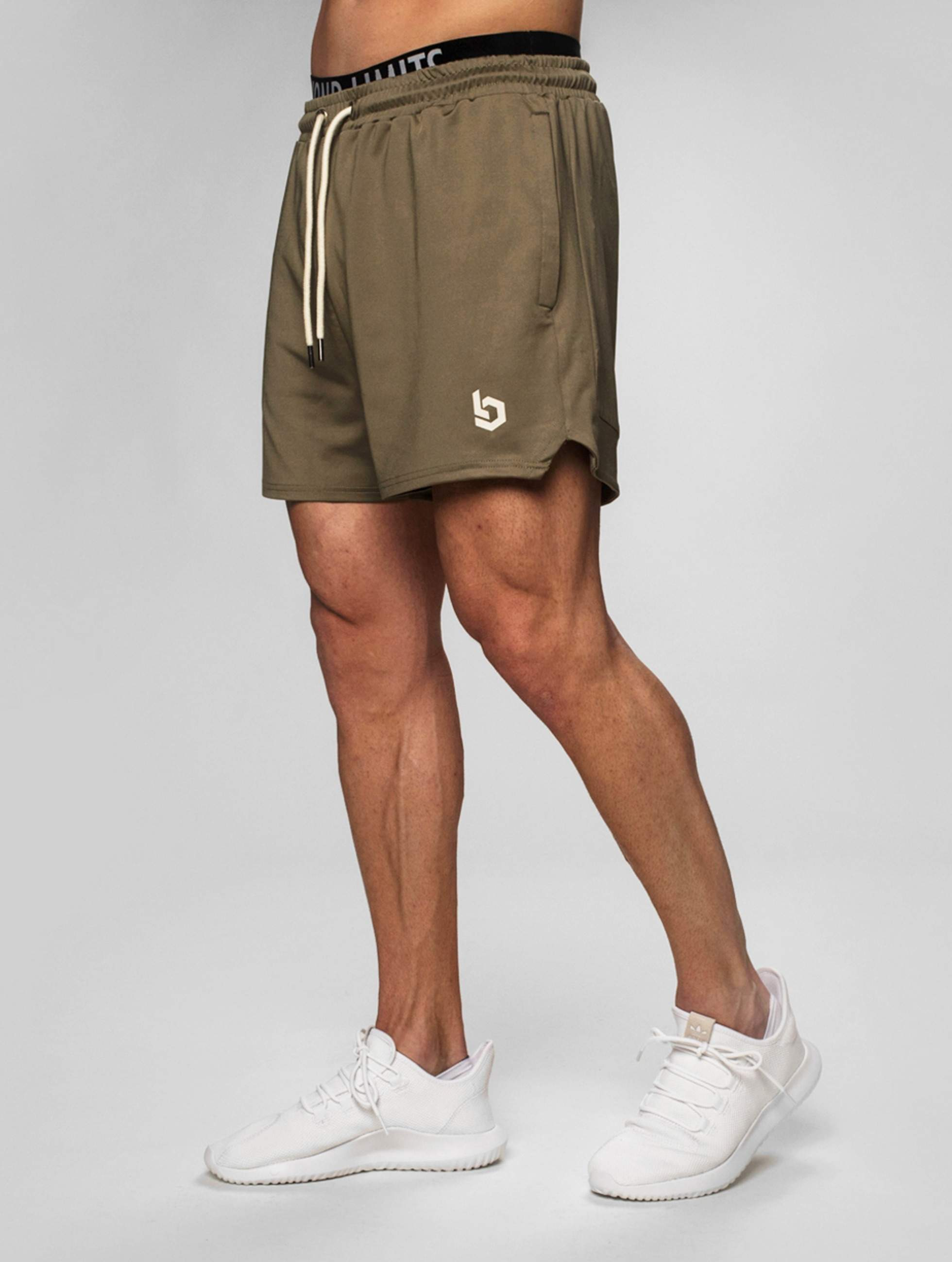 Beyond Limits | Agility  kaki Homme Short