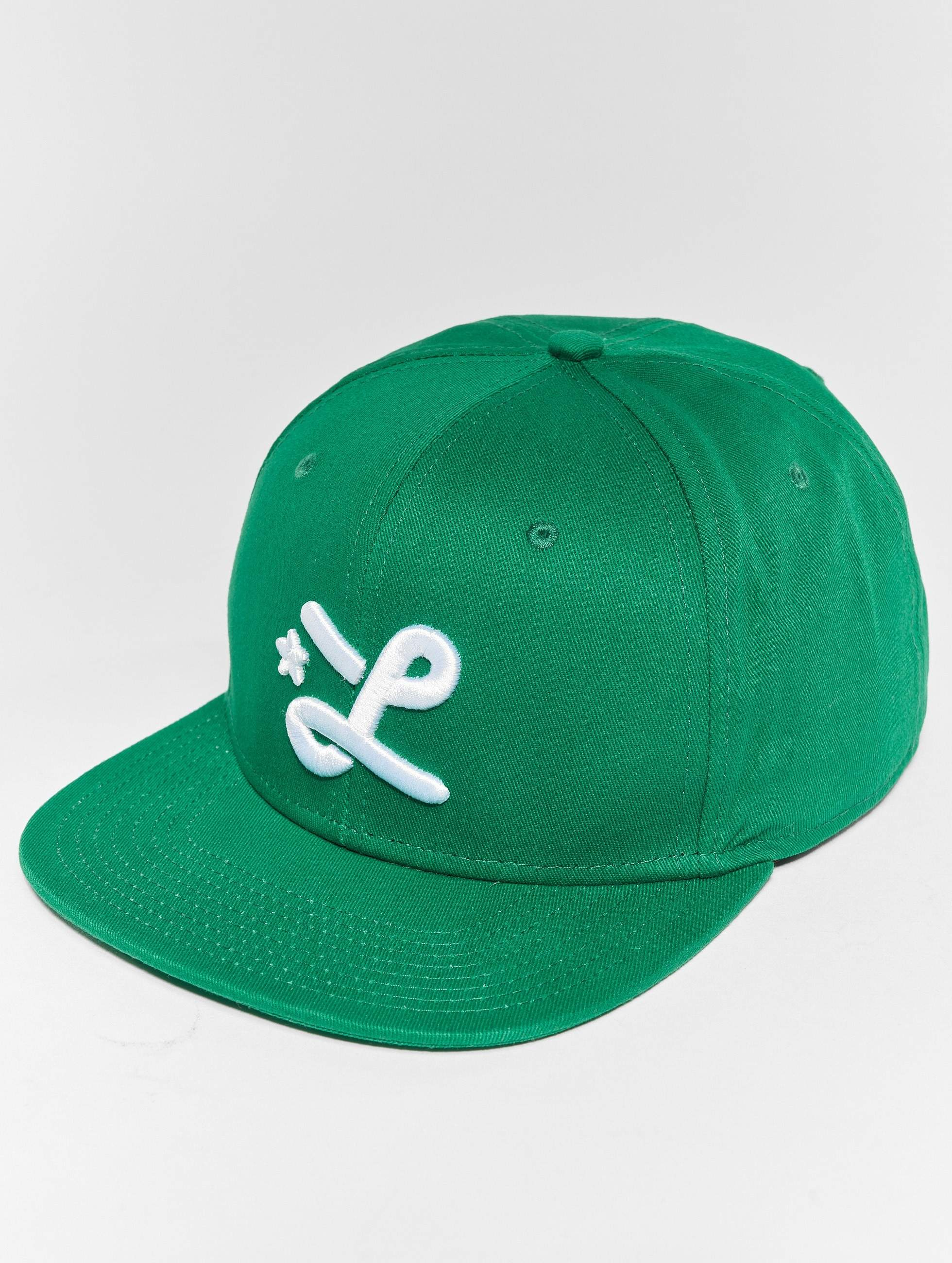 LRG | Down With The L vert Homme Casquette Snapback & Strapback