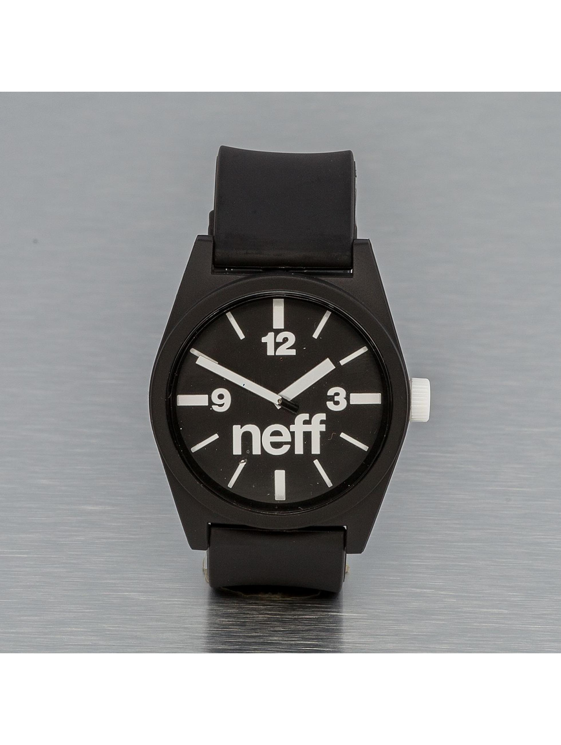 NEFF Männer,Frauen Uhr Daily in schwarz