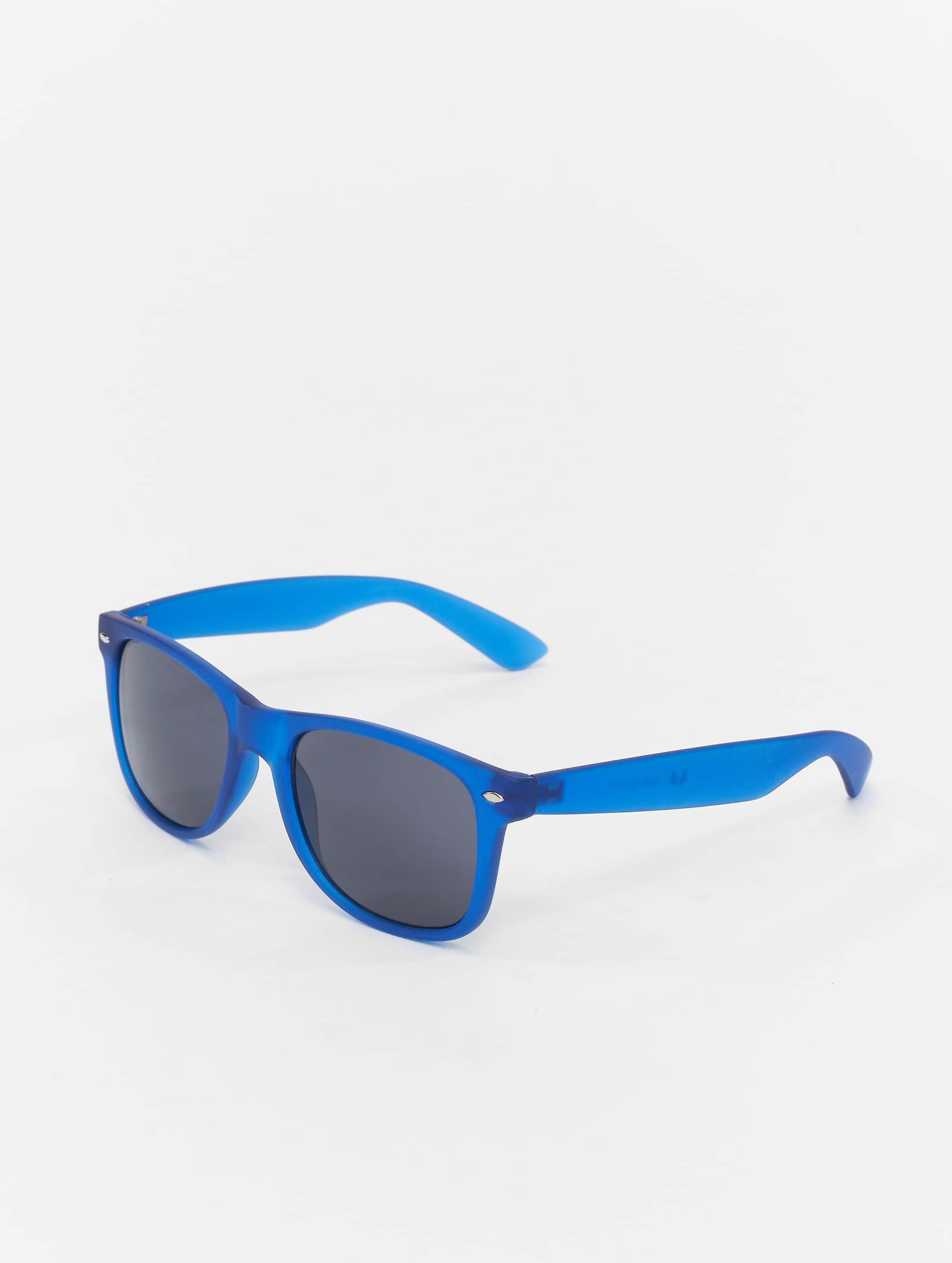 MSTRDS Männer,Frauen Sonnenbrille Likoma in blau