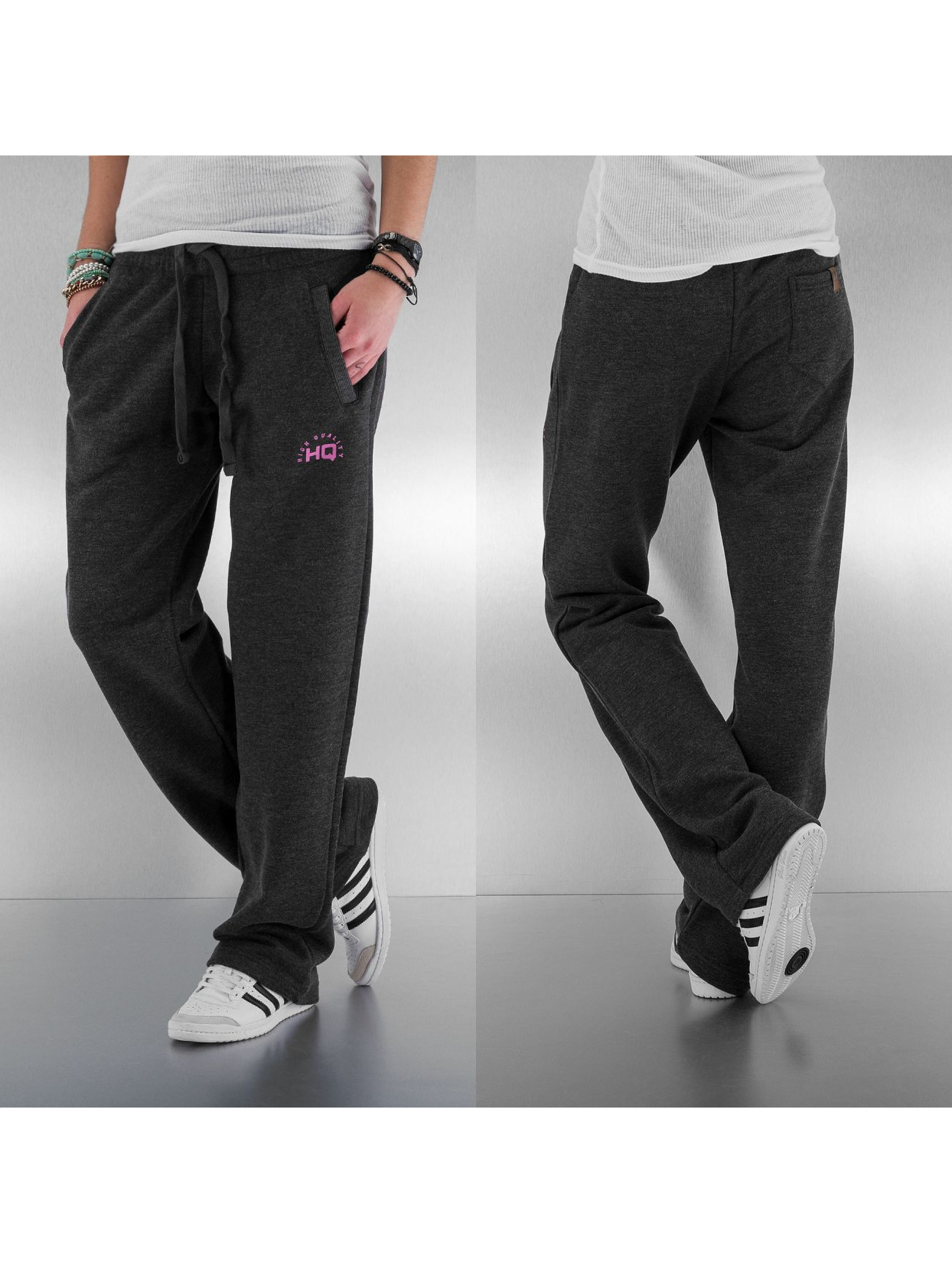 HQ Sweat Pants Anthracite Melange