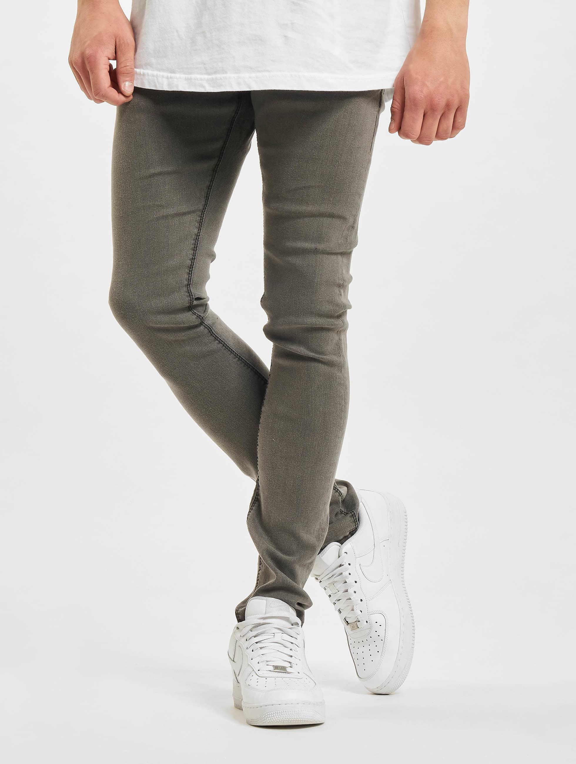 Reell Jeans Männer Skinny Jeans Radar in grau