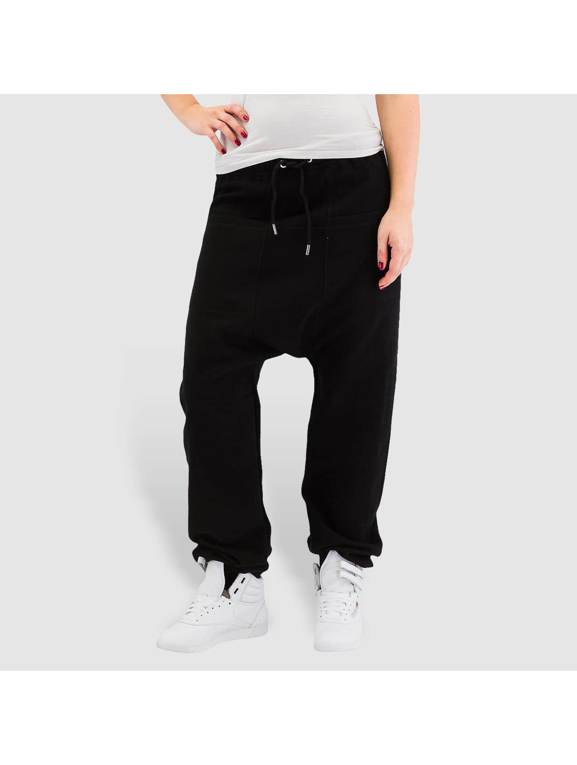 Dangerous DNGRS / Sweat Pant Ninja in black S