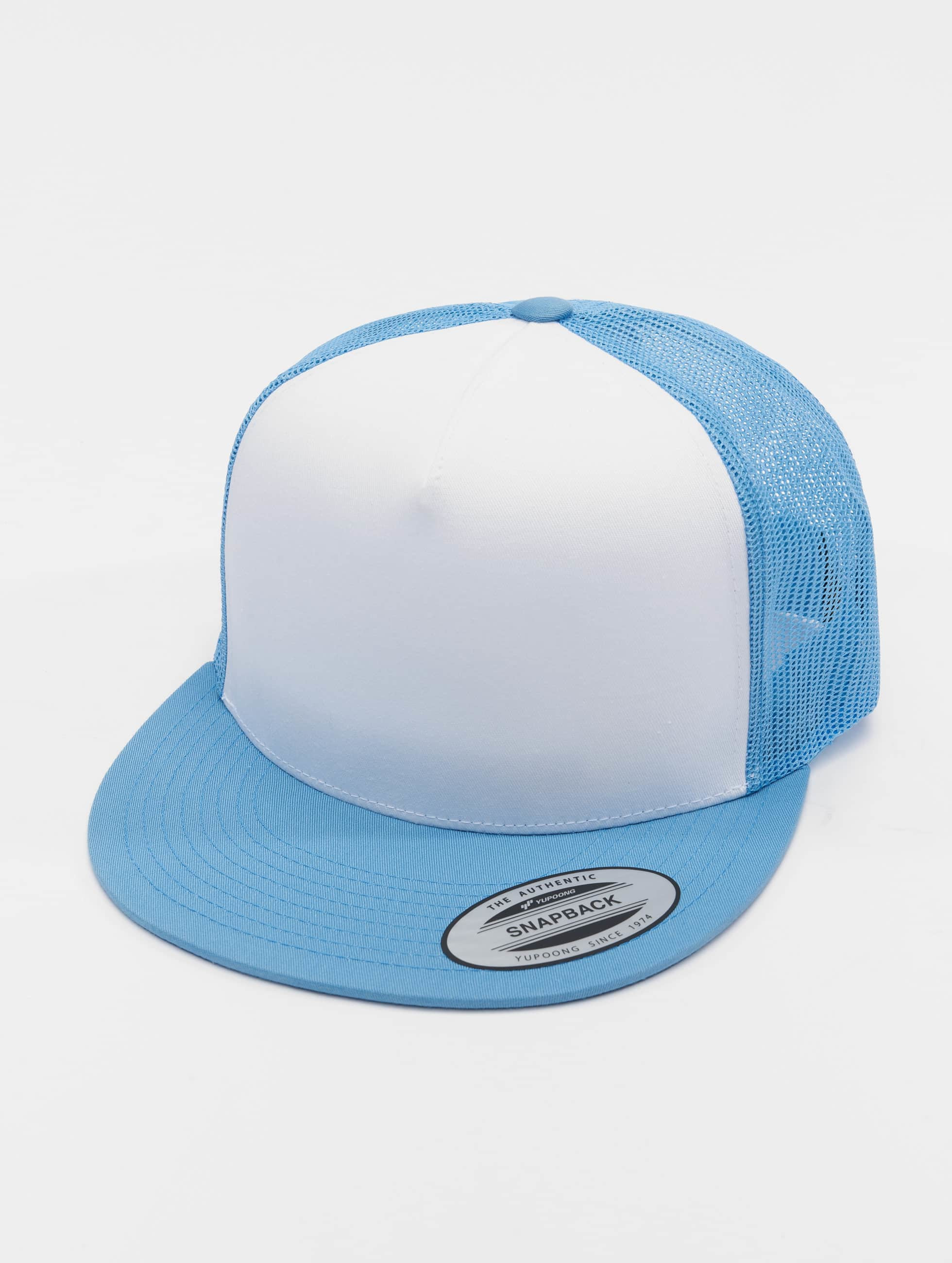 Flexfit / Trucker Cap Classic in blue