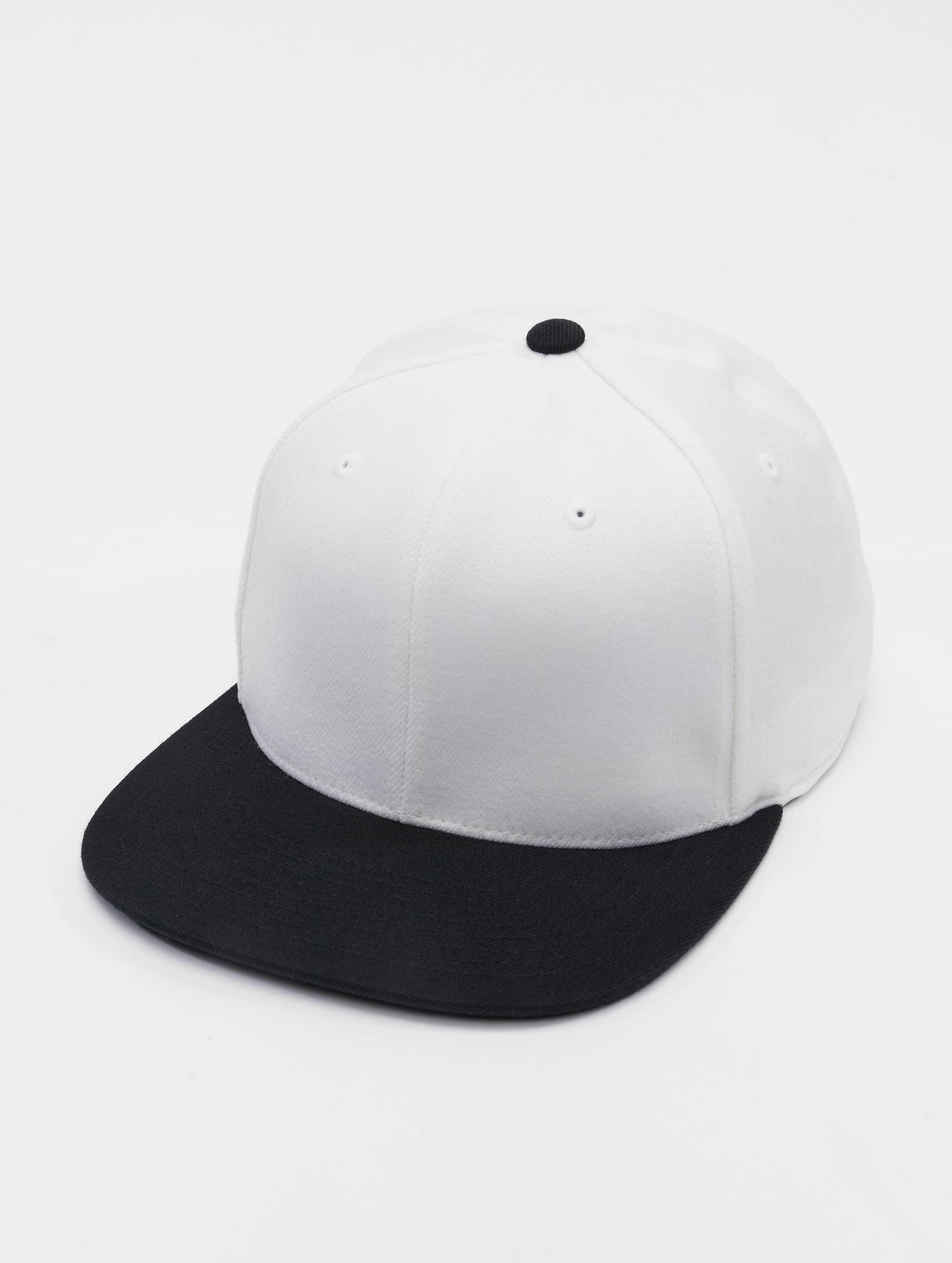 Flexfit Männer,Frauen Snapback Cap 110 in weiß
