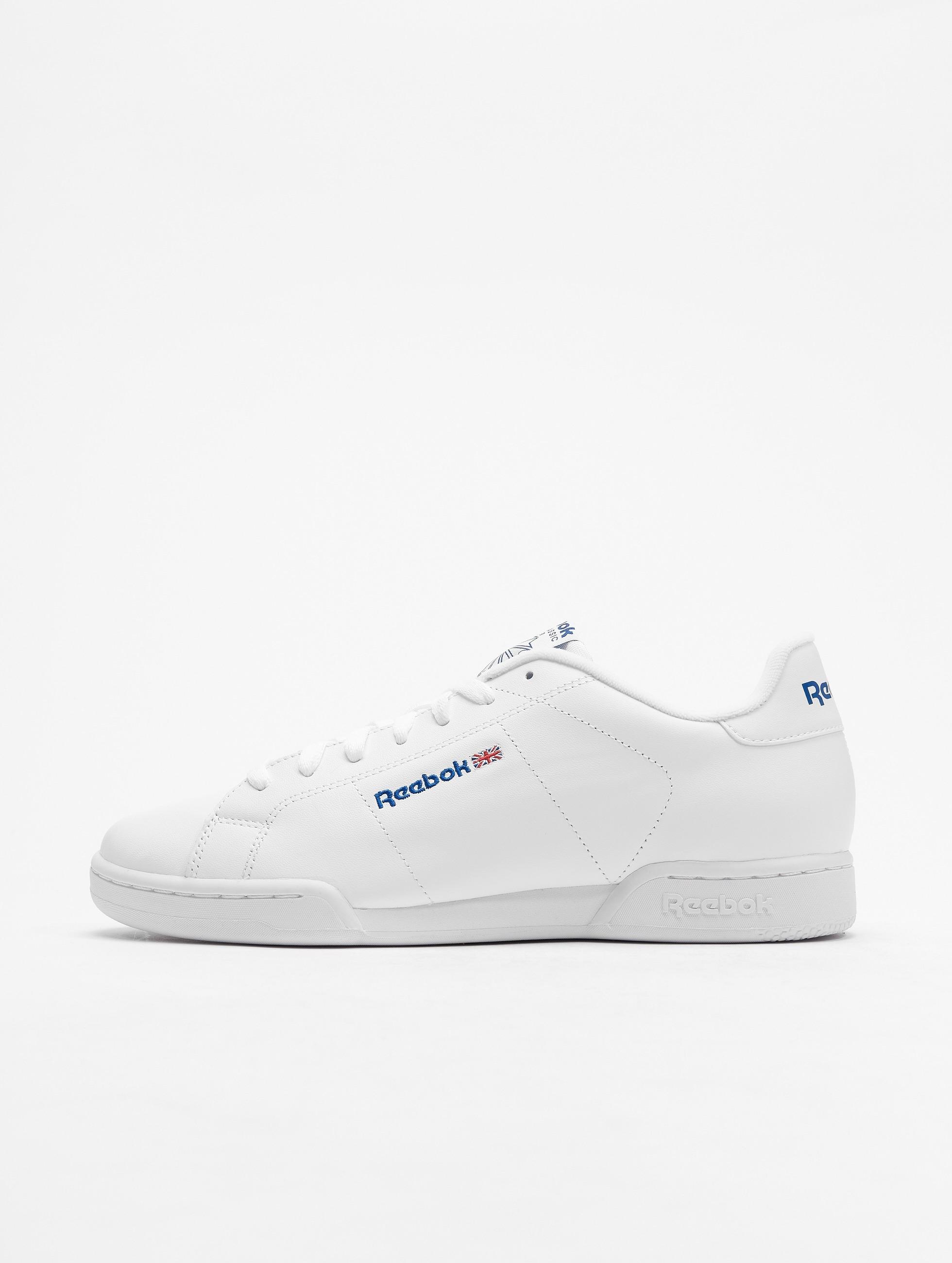 Reebok Männer,Frauen Sneaker NPC II in weiß