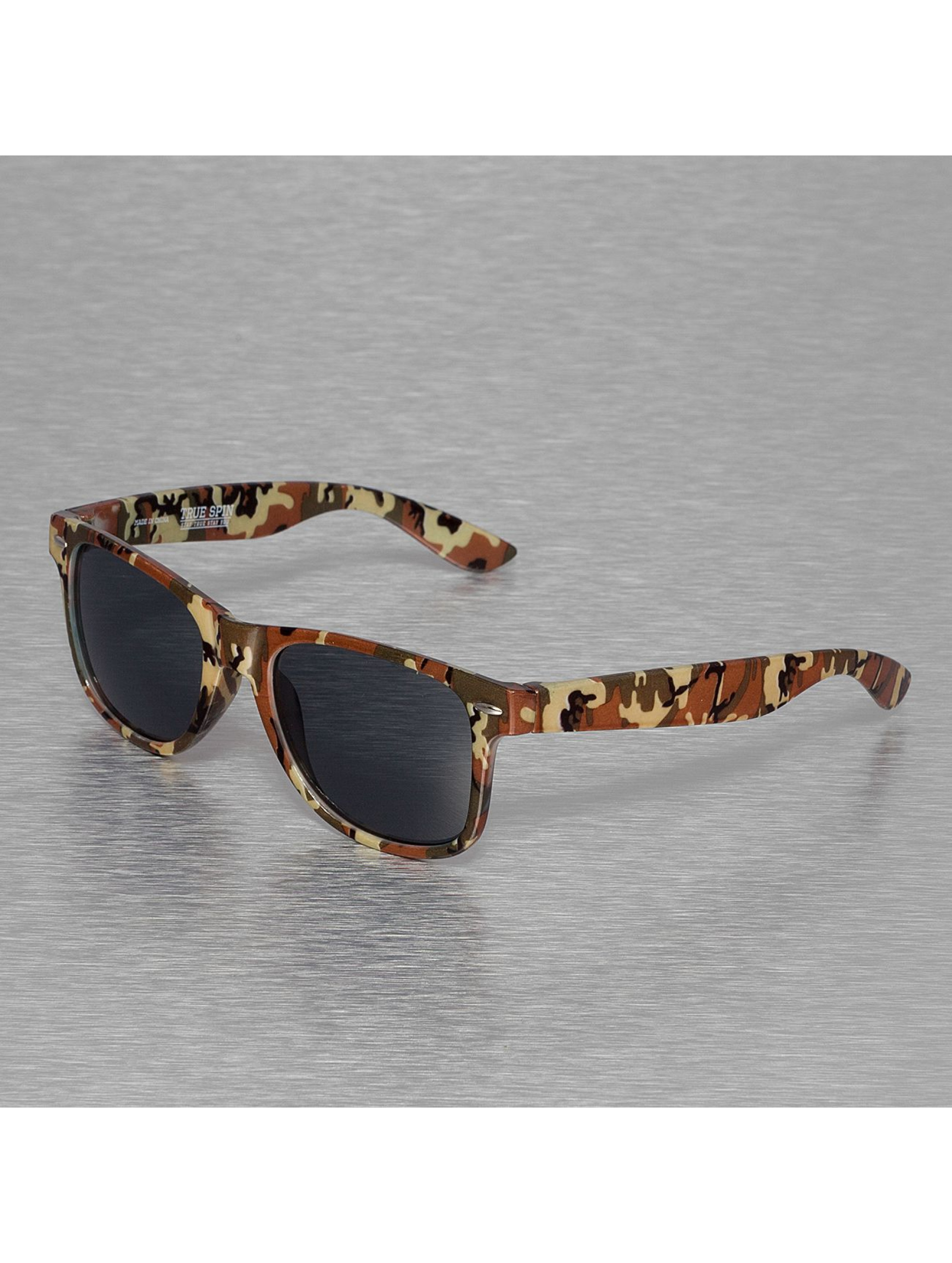 Schipkau Meuro Angebote TrueSpin Männer,Frauen Sonnenbrille Camo 1 in braun