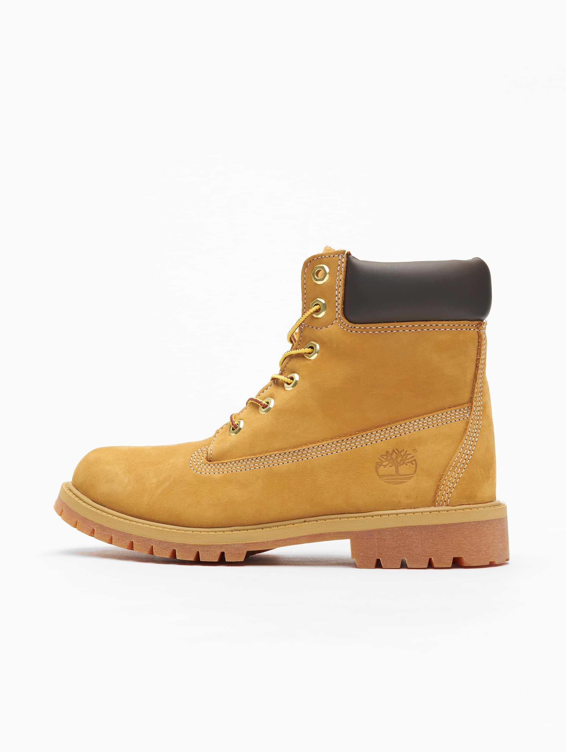 Timberland Frauen Boots 6 In Premium in braun