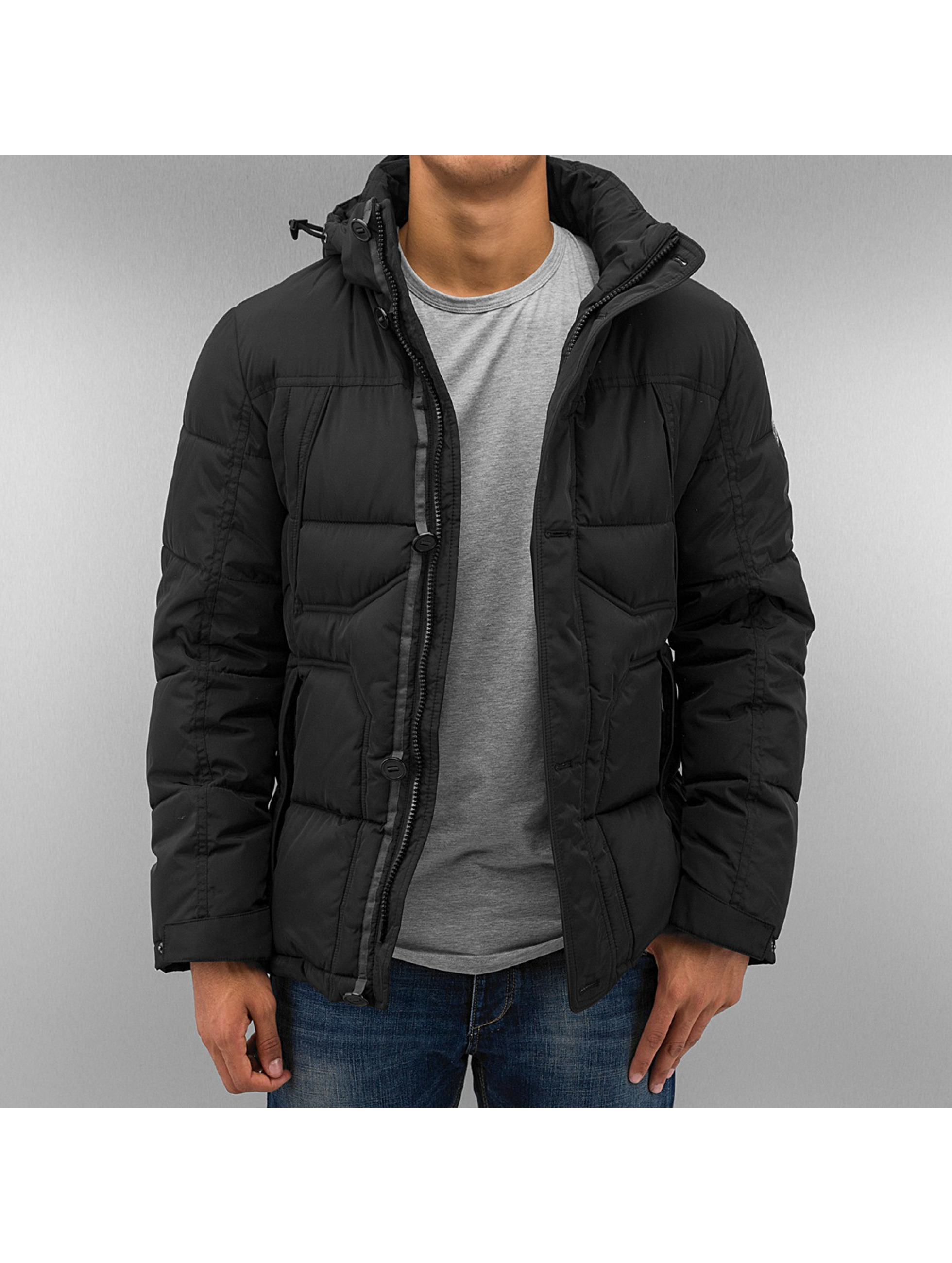 Patria Mardini Bleu Winter Jacket black