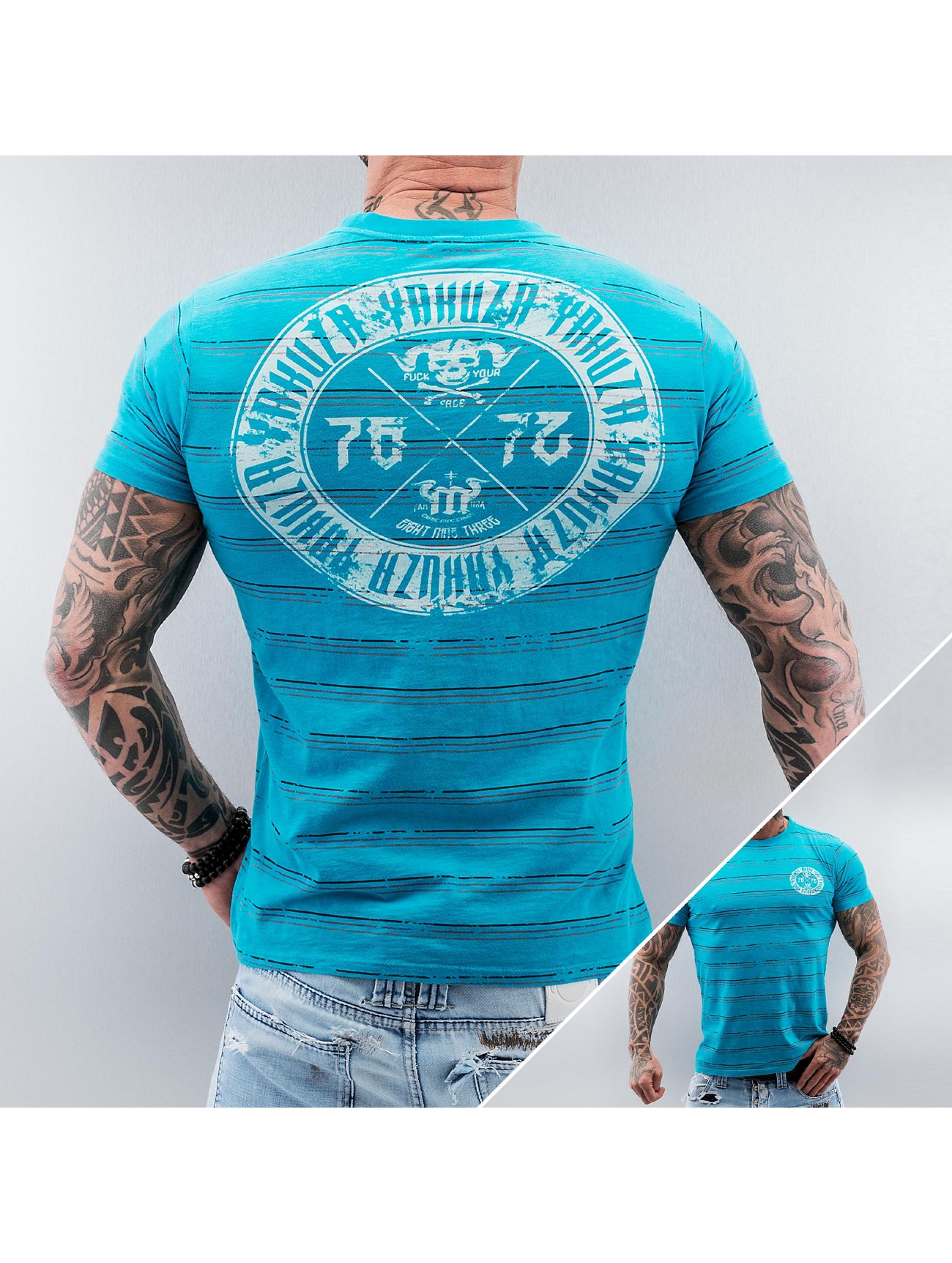 Yakuza Daily Use T Shirt Algiers Blue Moon