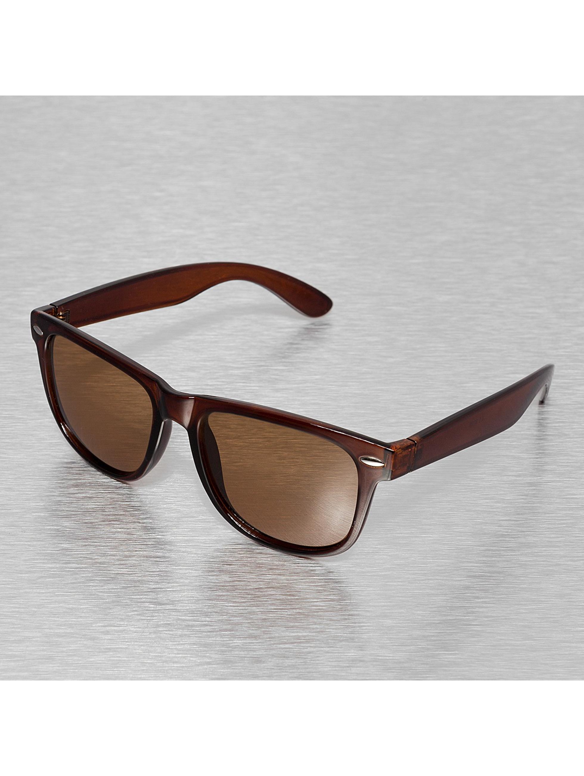 Miami Vision Männer,Frauen Sonnenbrille Vision in braun