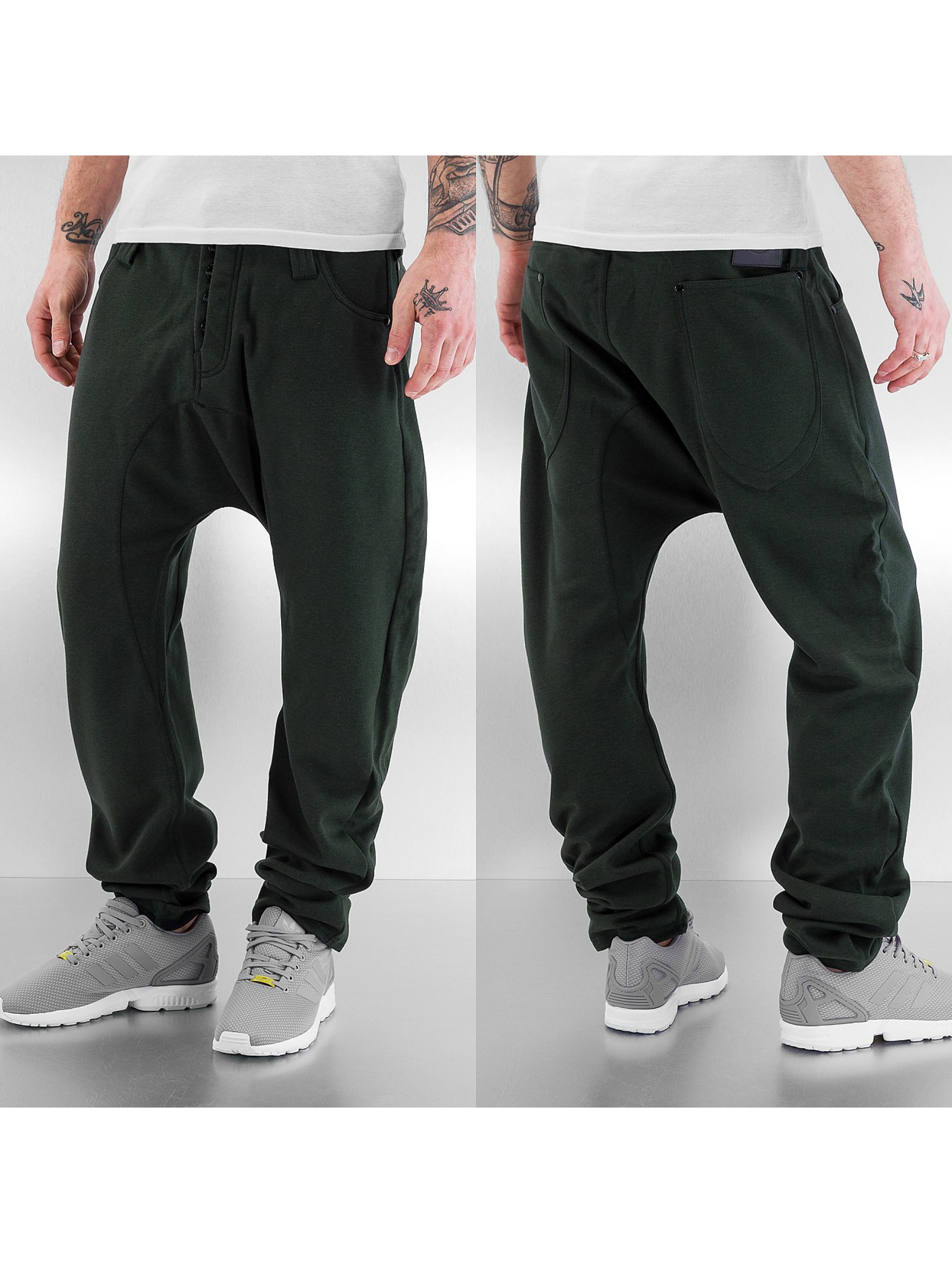 Humör Santiago Anti Fit Pants Dark Spruce
