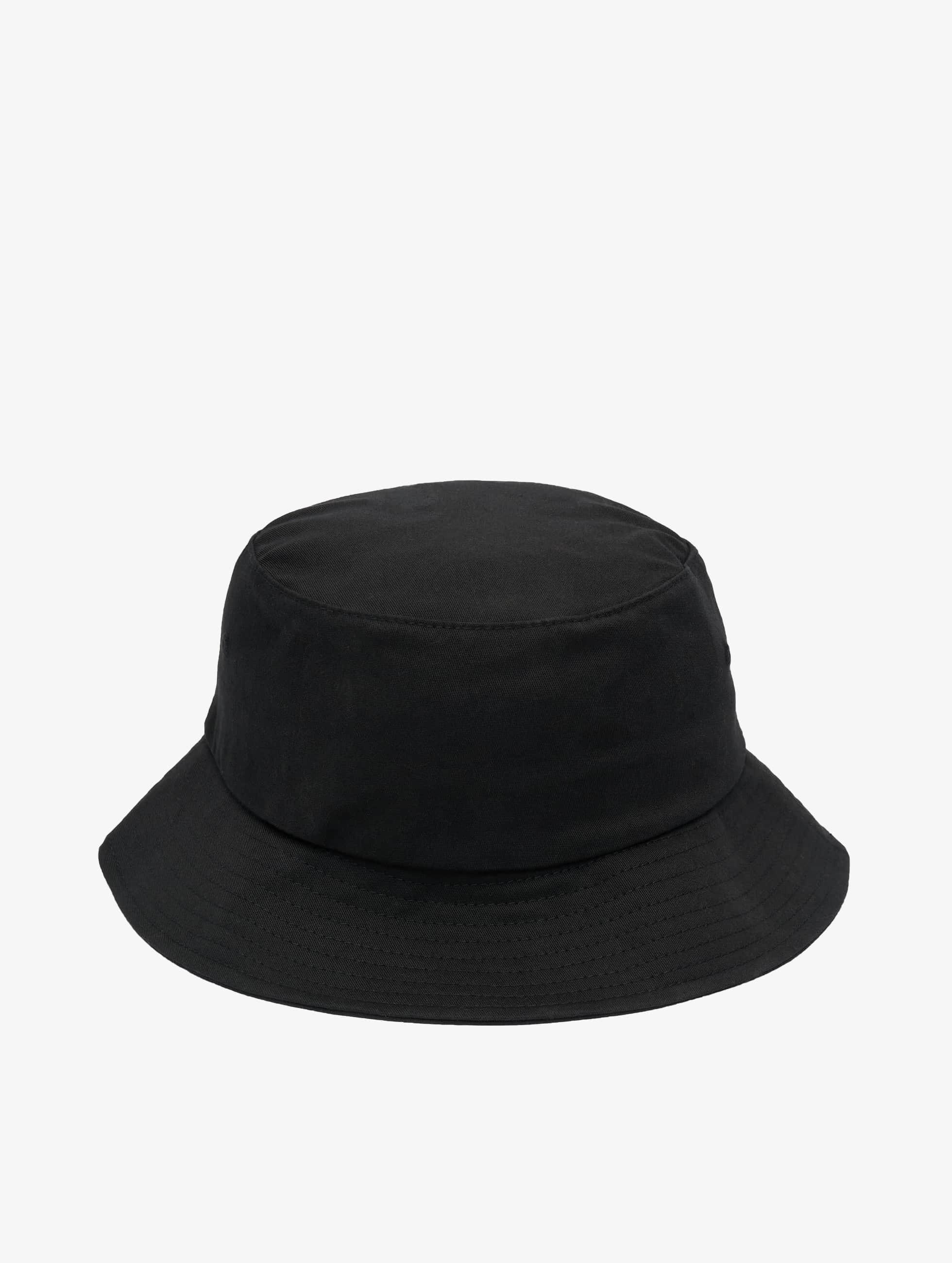 Flexfit Männer,Frauen Hut Cotton Twill in schwarz