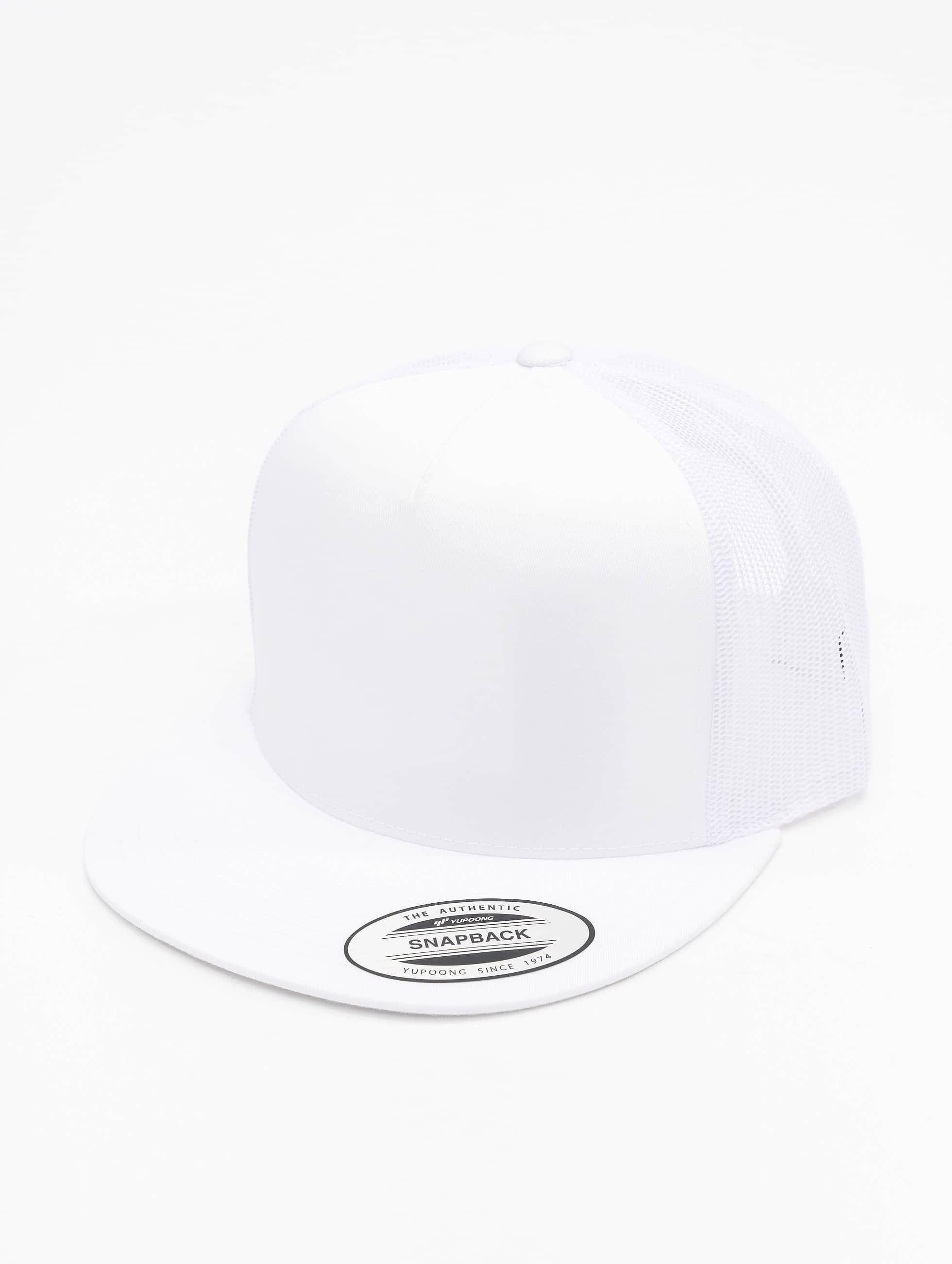 Flexfit / Trucker Cap Classic in white