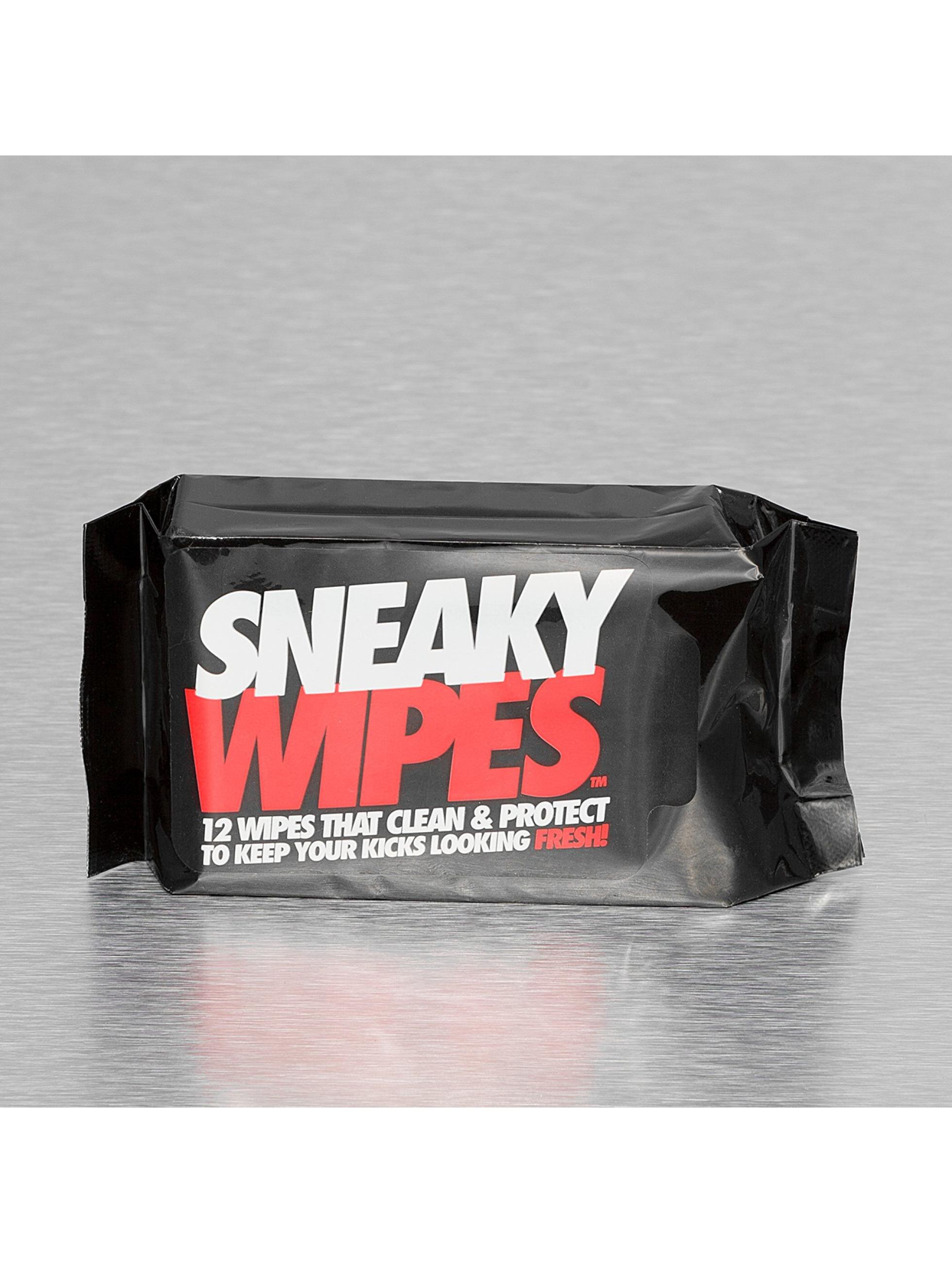 Sneaky Brand Männer,Frauen Sonstige Wipes in schwarz