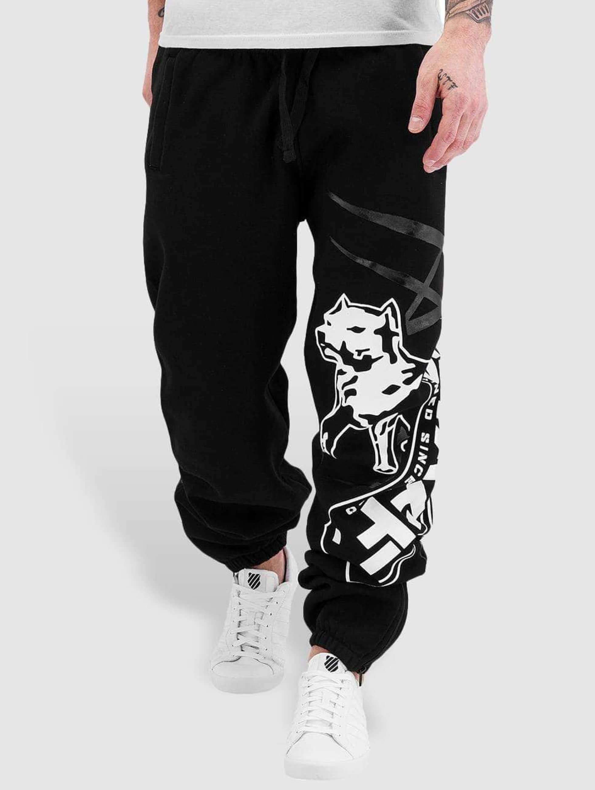 Amstaff Texor Sweat Pants Black