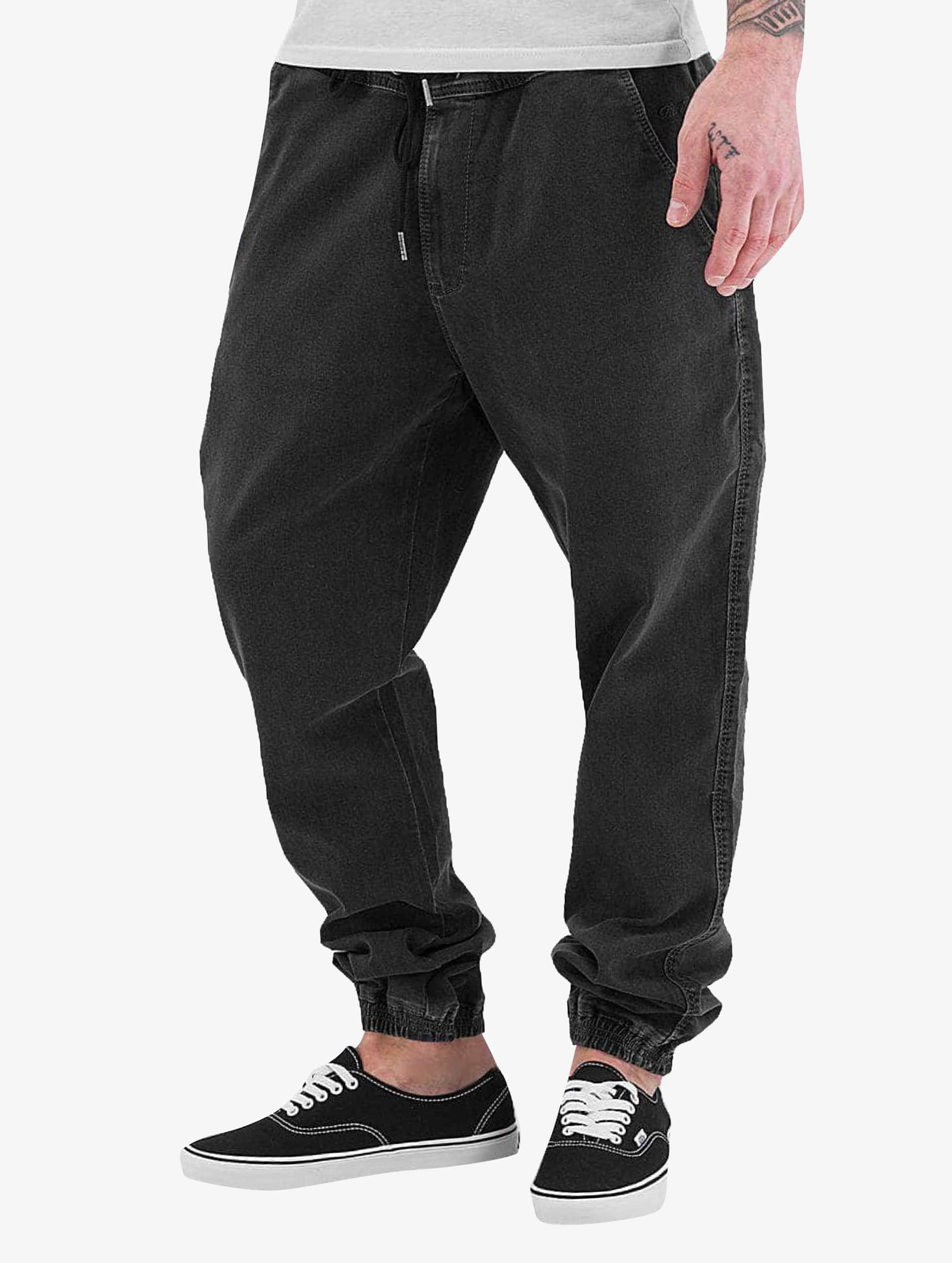 Reell Jeans Männer Jogginghose Reflex in grau