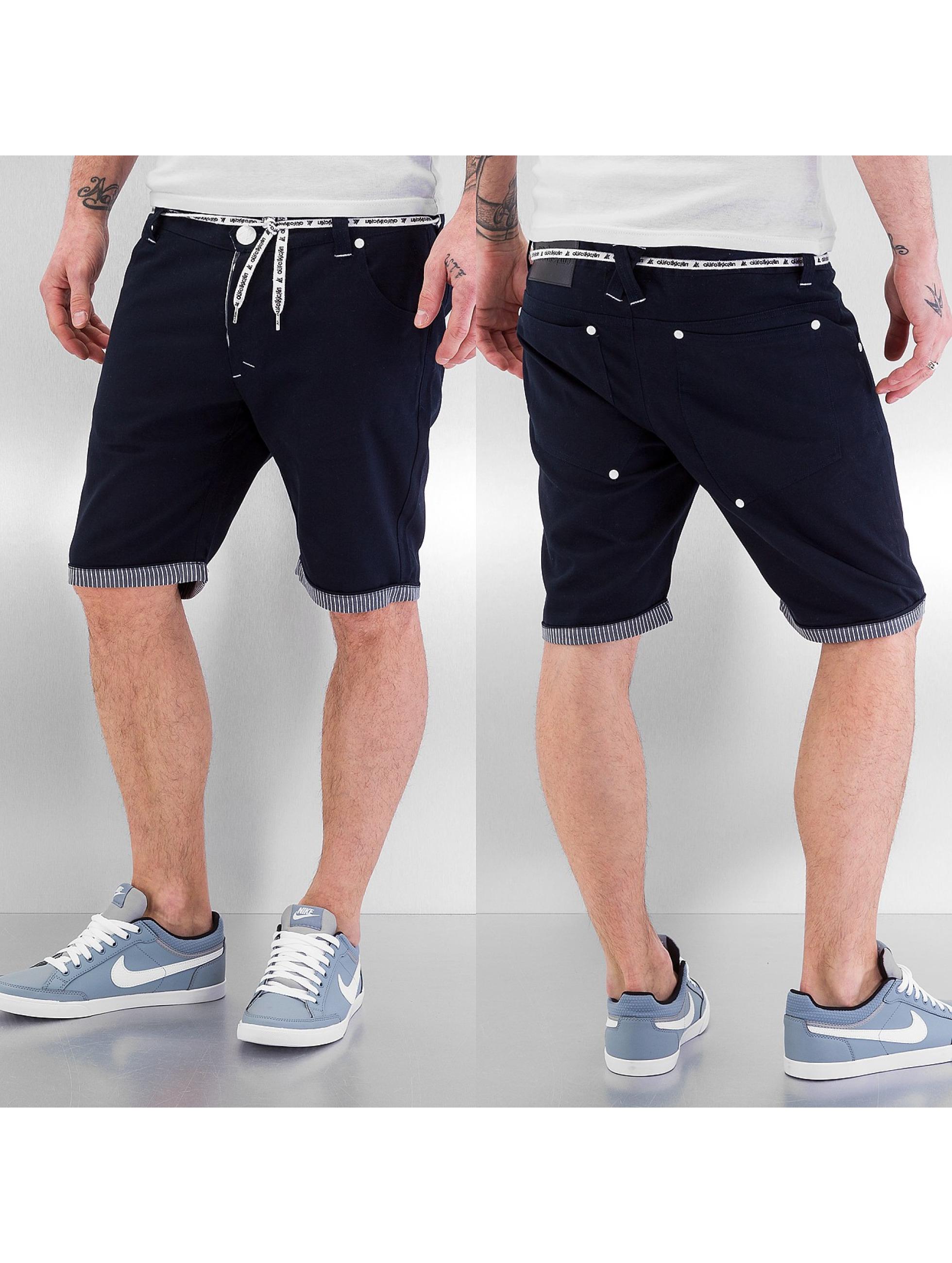 Alife & Kickin Männer Shorts Pumkin in blau