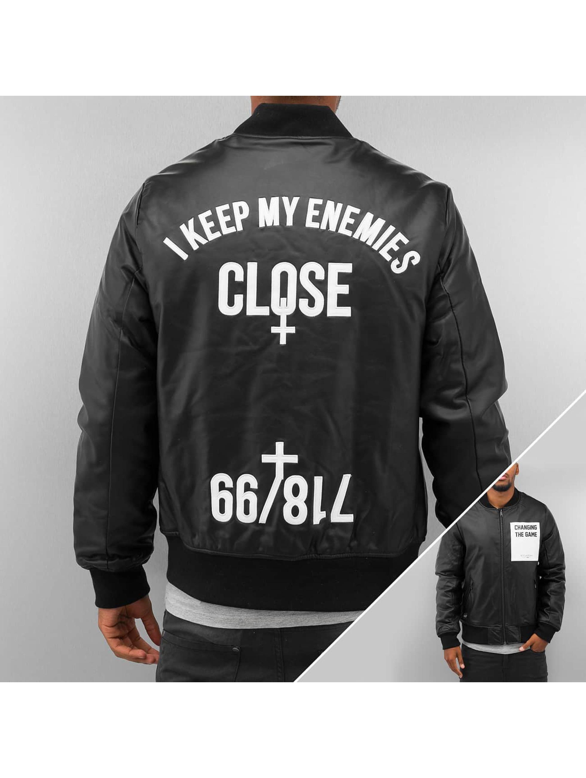 Rocawear Game Jacket Black