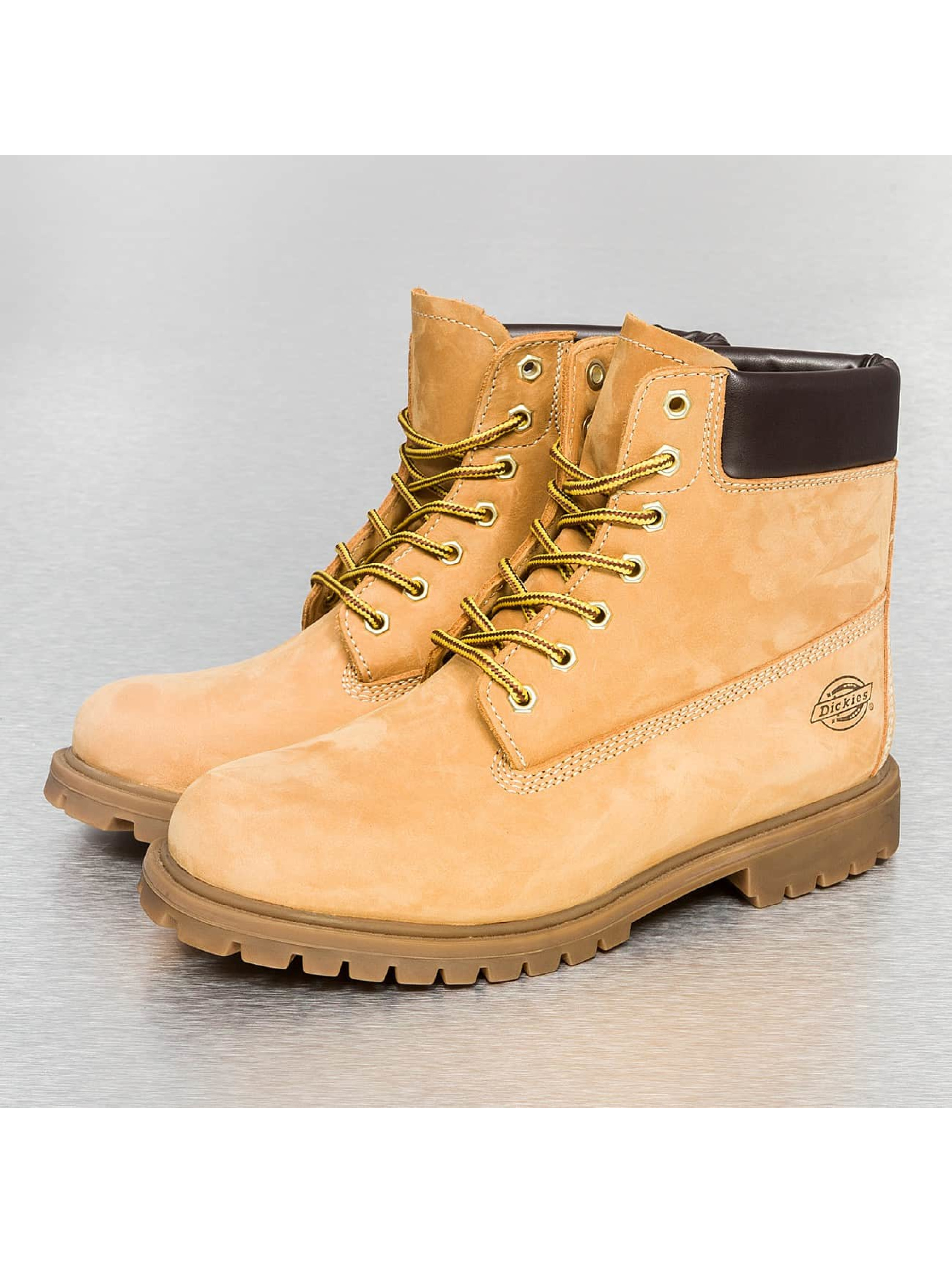 Dickies Männer Boots Fort Worth in beige