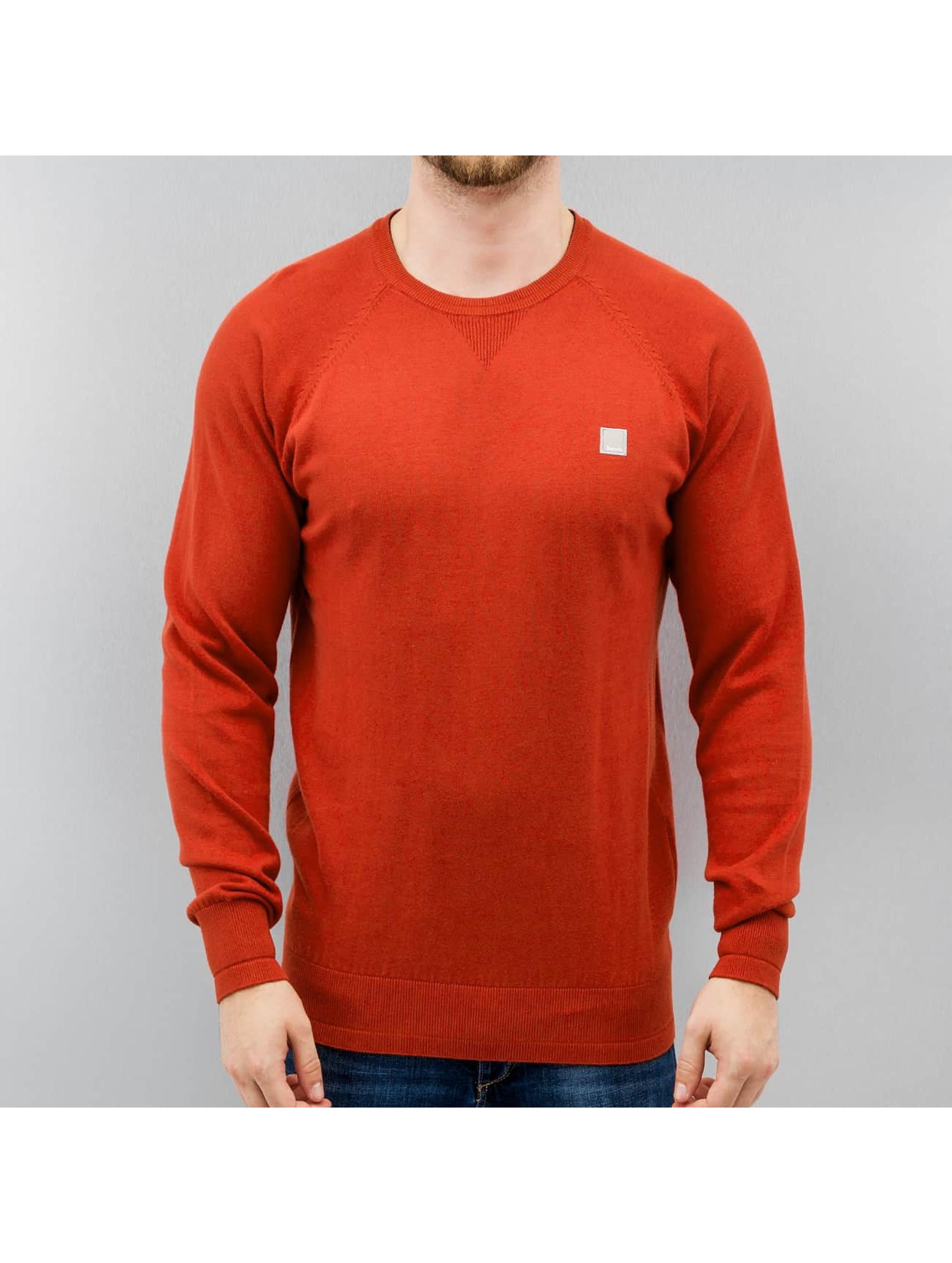 Bench Männer Pullover Placid in rot