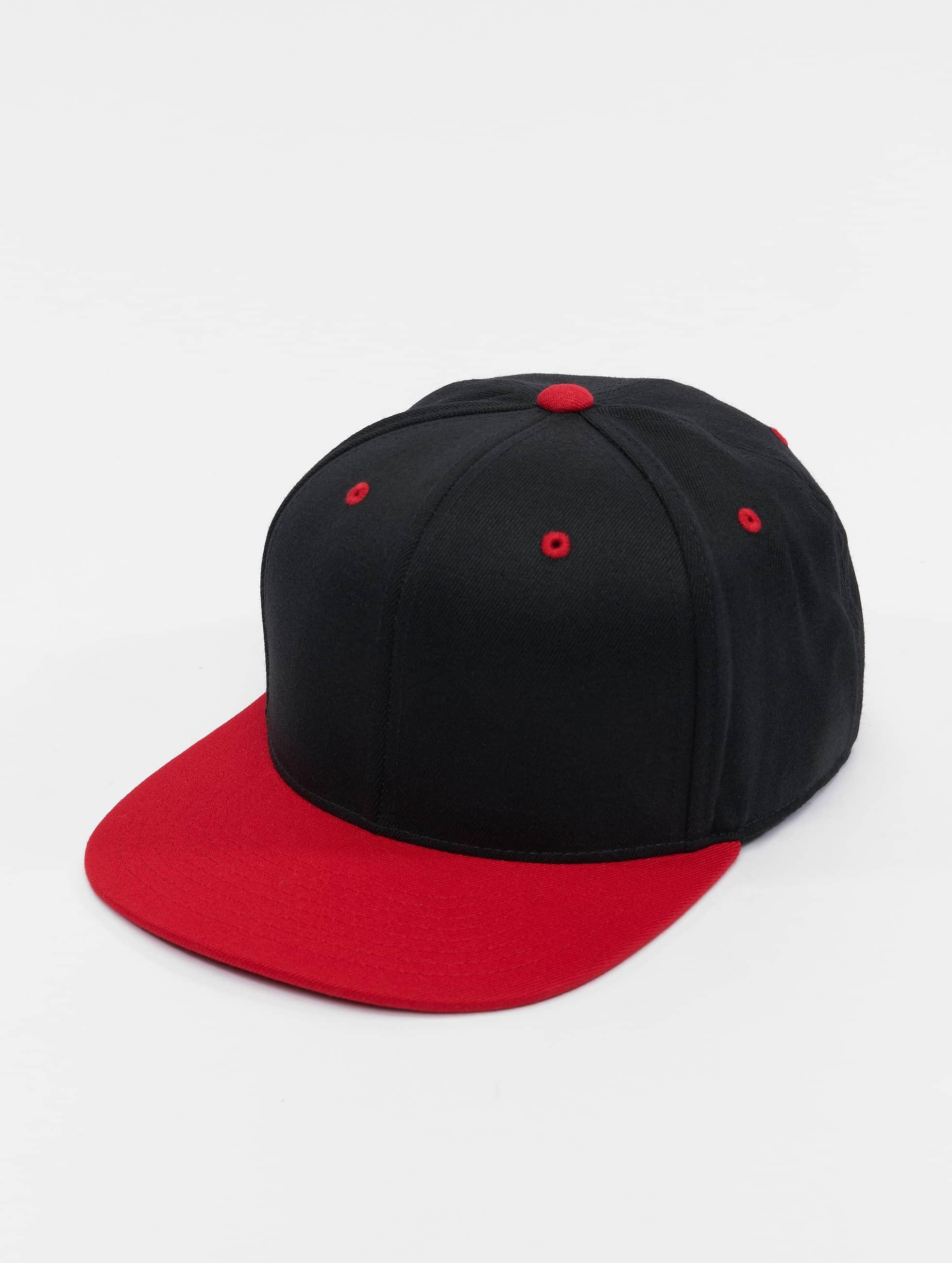 Flexfit Männer,Frauen Snapback Cap 110 in schwarz