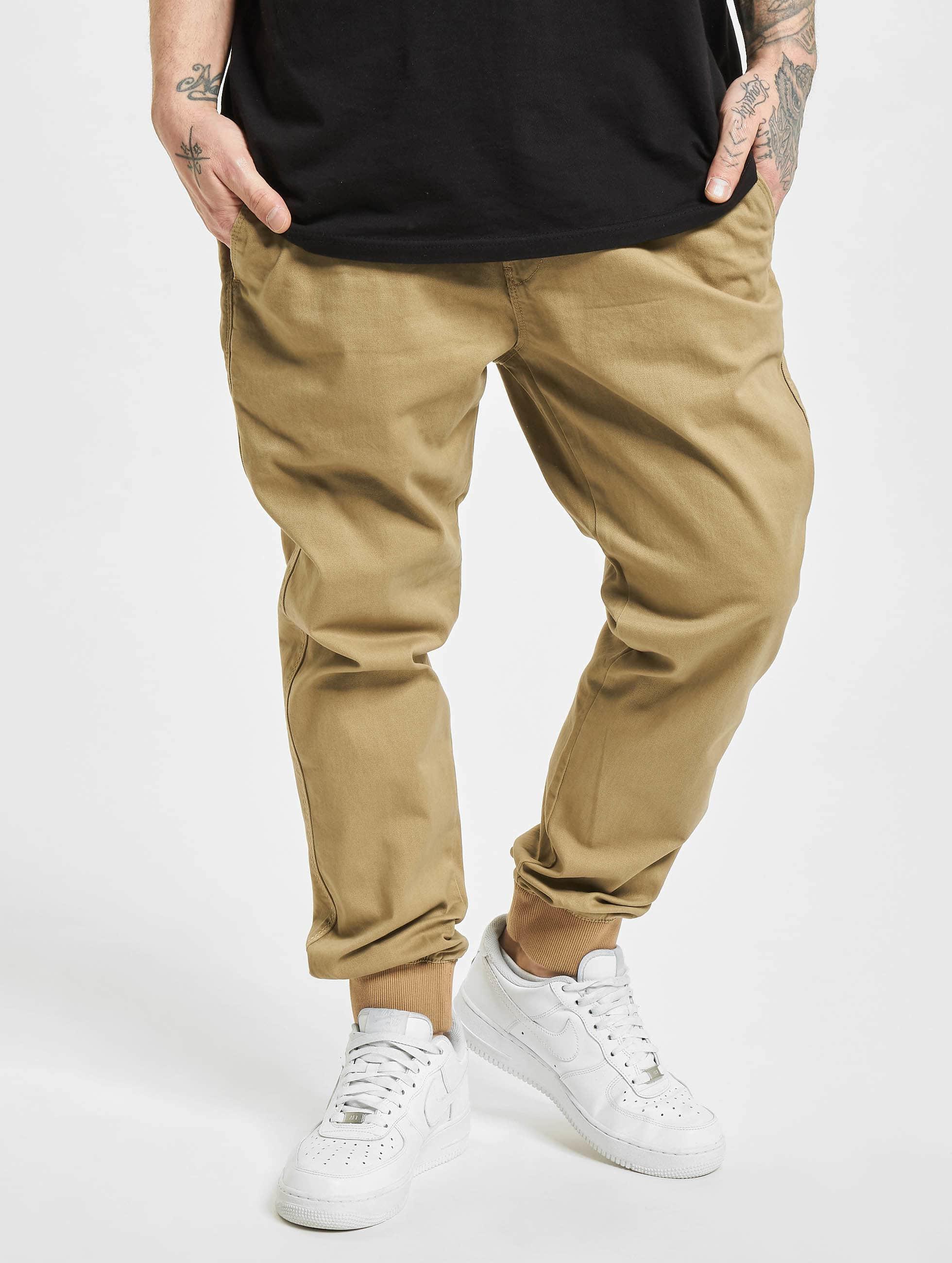 Reell Jeans Männer Jogginghose Reflex in beige