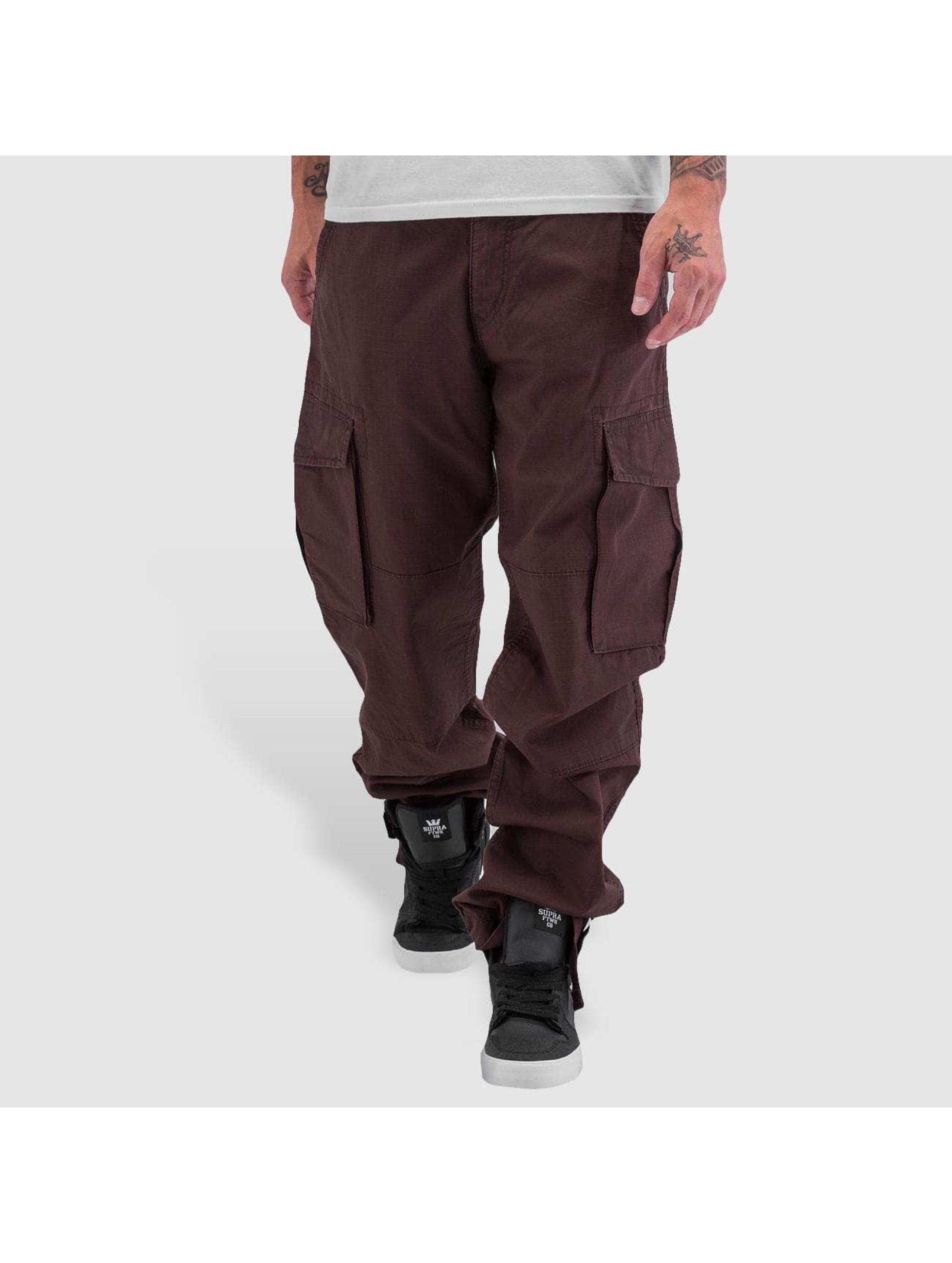 Reell Jeans Männer Cargohose Ripstop in braun