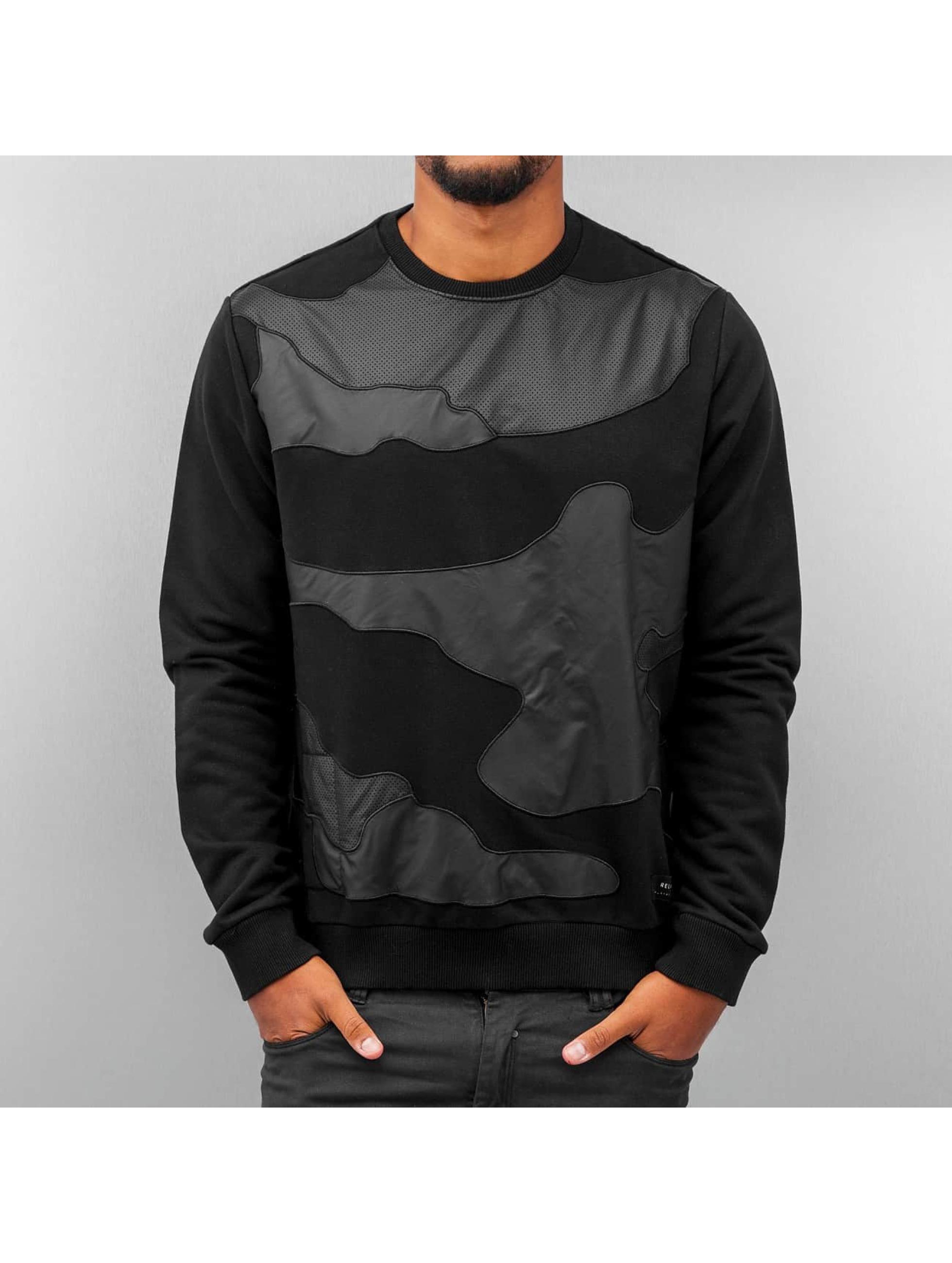 Religion Männer Pullover Famous in schwarz