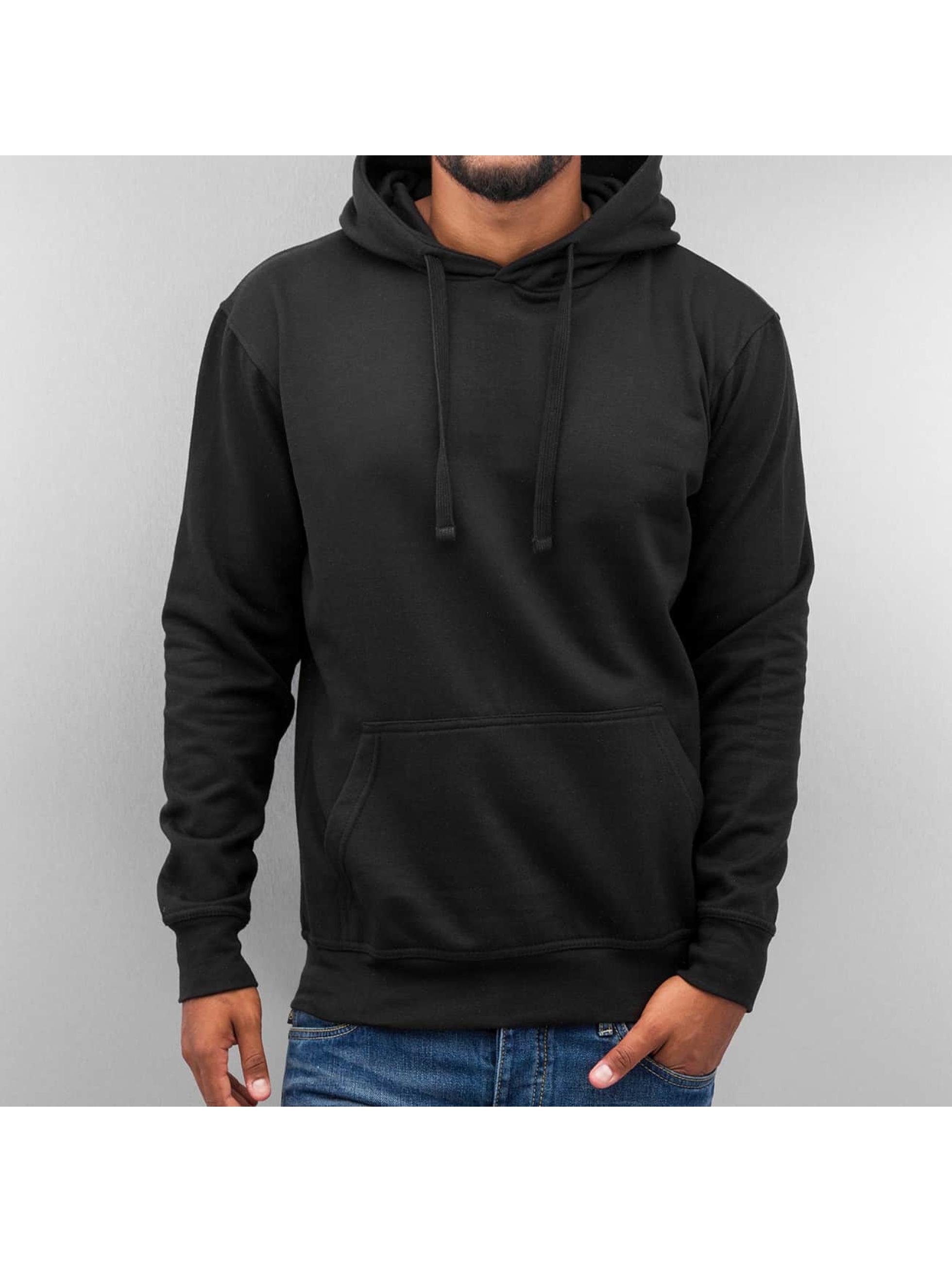 Dehash Männer Hoody Blank in schwarz Sale Angebote Kröppen
