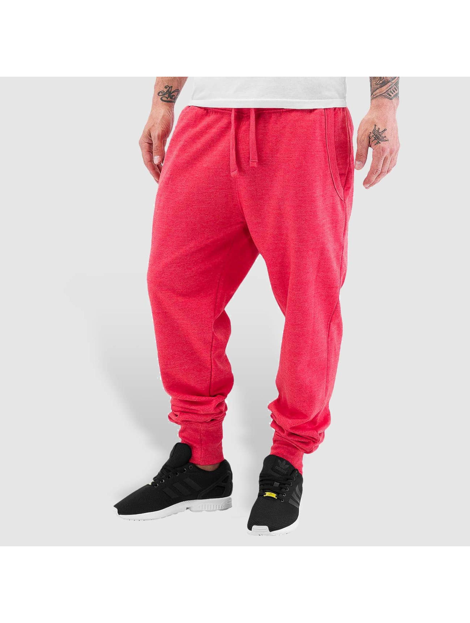 Dehash Männer Jogginghose Blank in rot