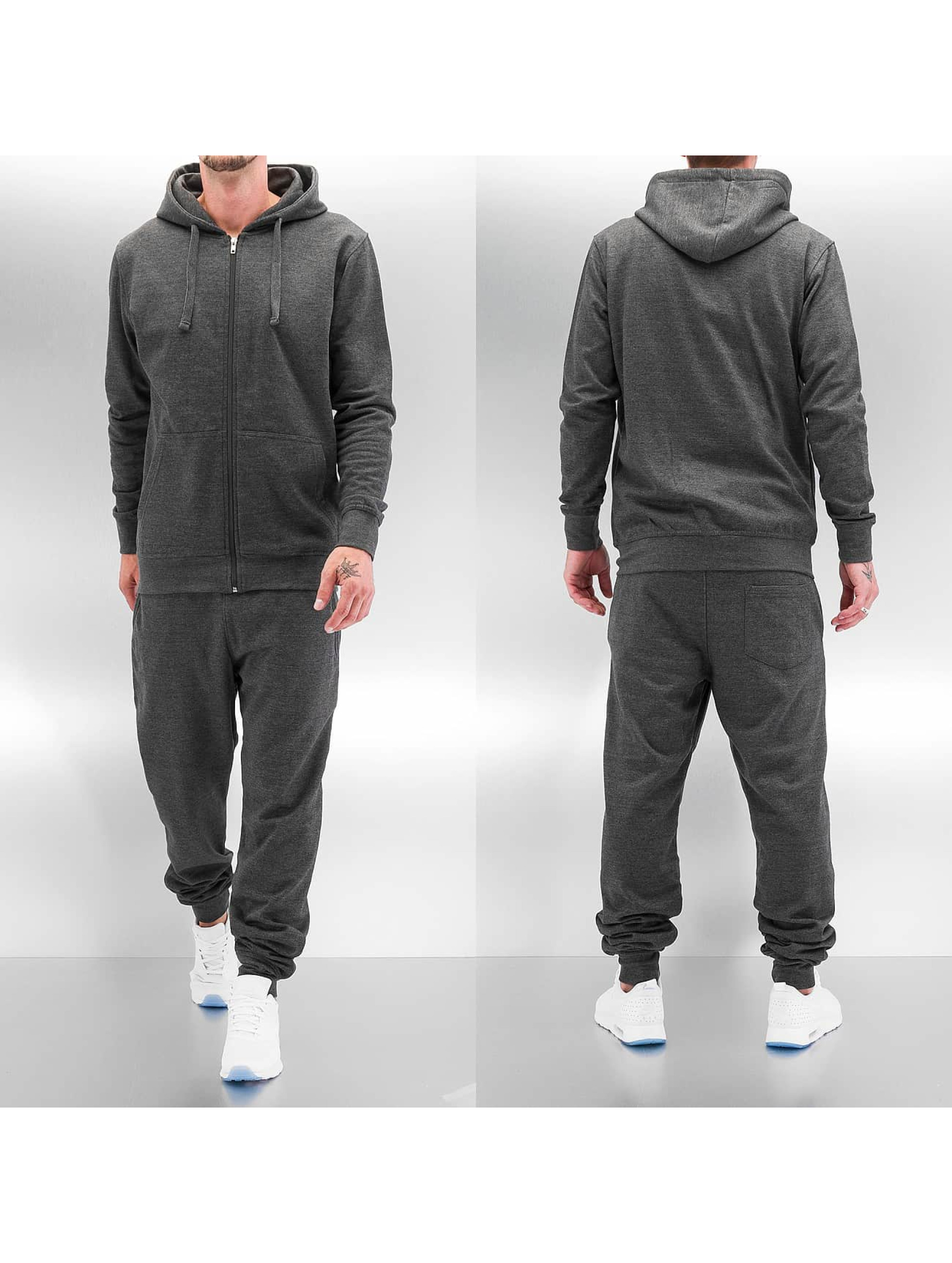 Dehash Basic Sweat Suit Anthracite