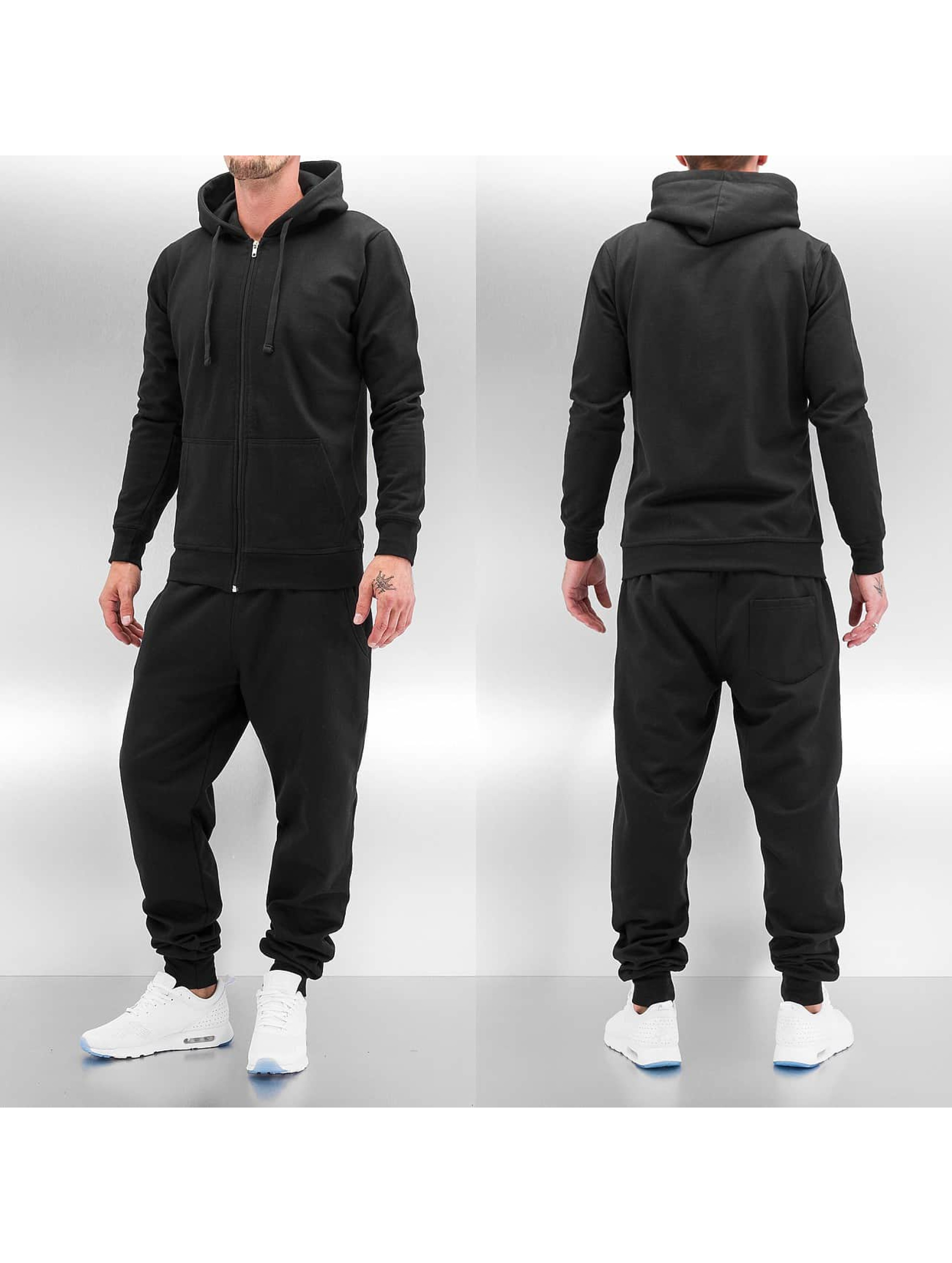 Dehash Basic Sweat Suit Black