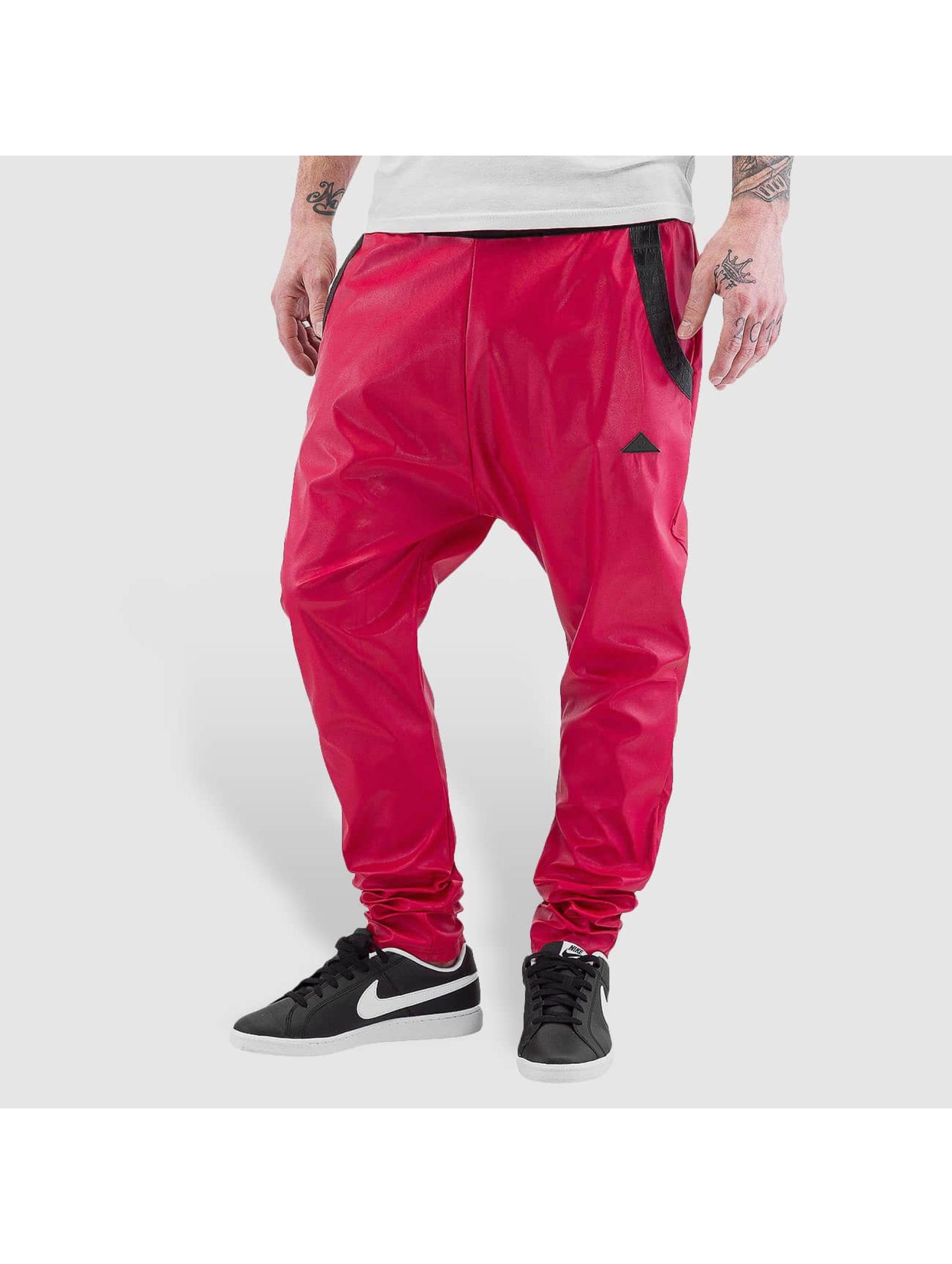Bangastic Männer Jogginghose Peking in rot