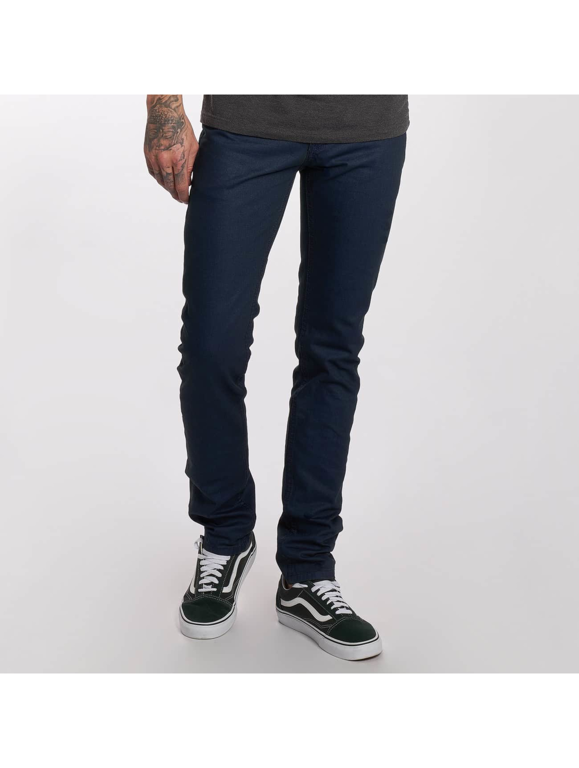 Cazzy Clang Männer Skinny Jeans Tone in blau
