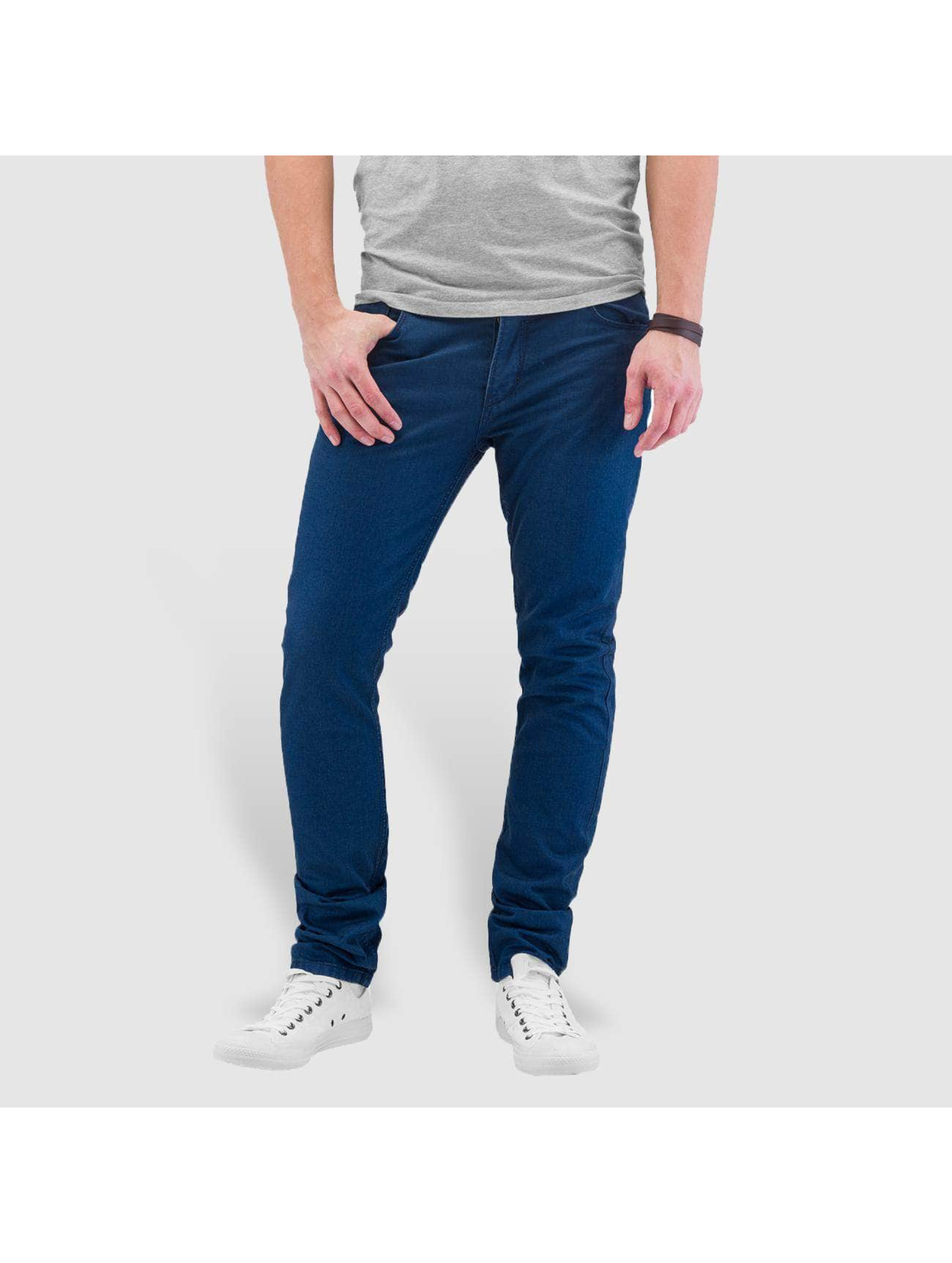 Cazzy Clang Männer Skinny Jeans Tone II in blau