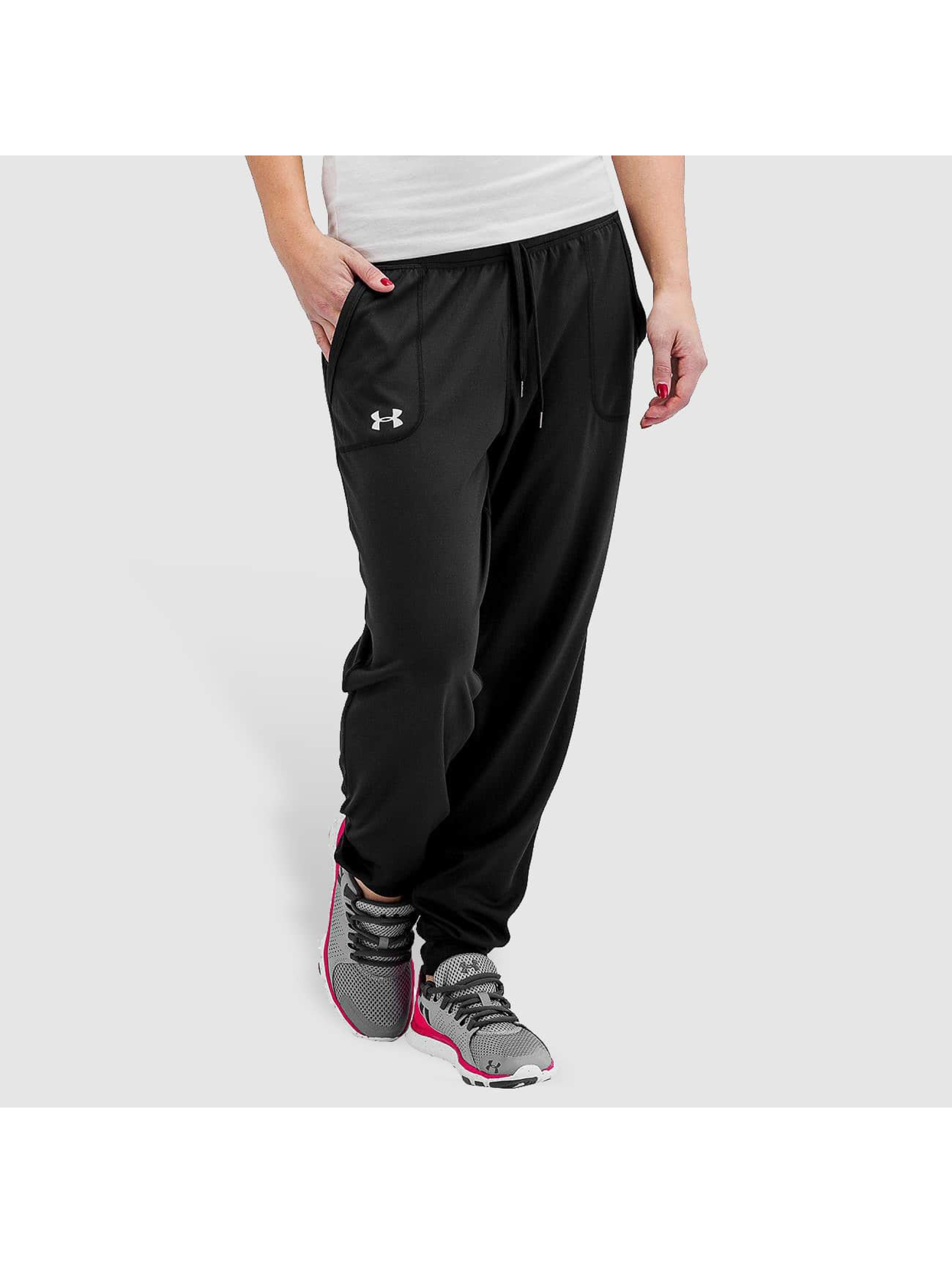 Under Armour Frauen Jogginghose Tech Solid in schwarz