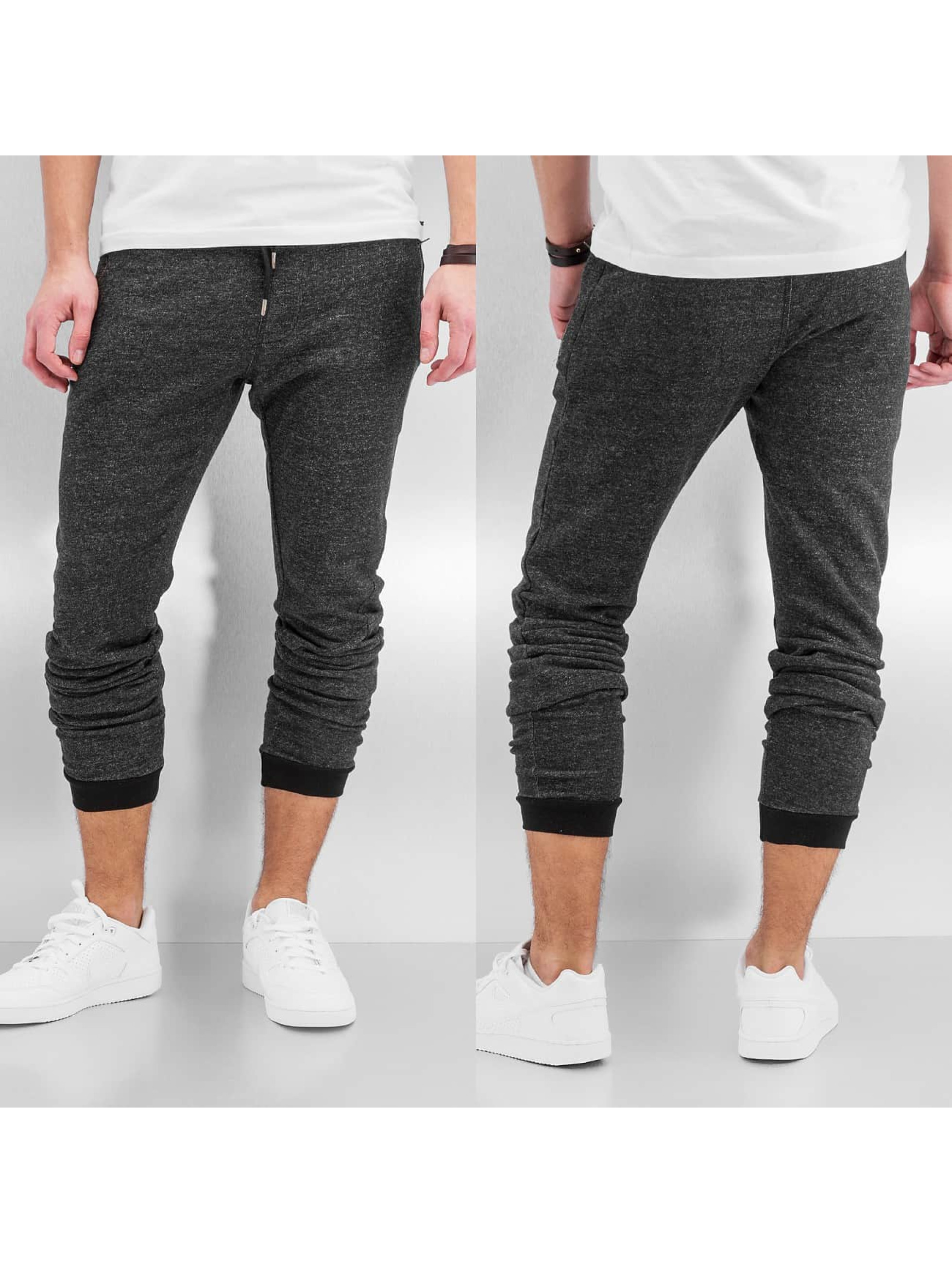 SHINE Original Melange Sweat Pants Dark Grey