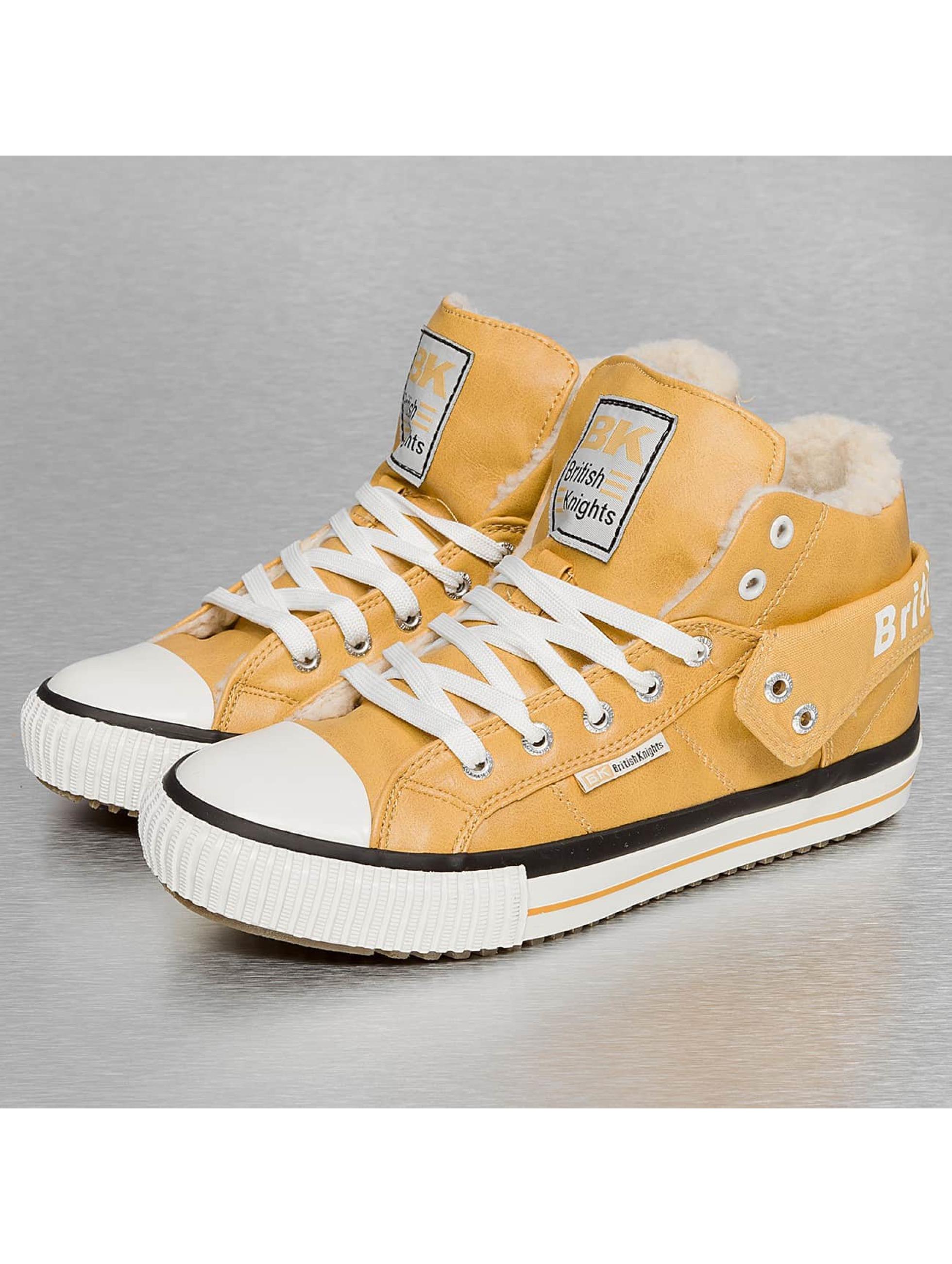 British Knights Frauen Sneaker Roco Warm Lining in beige