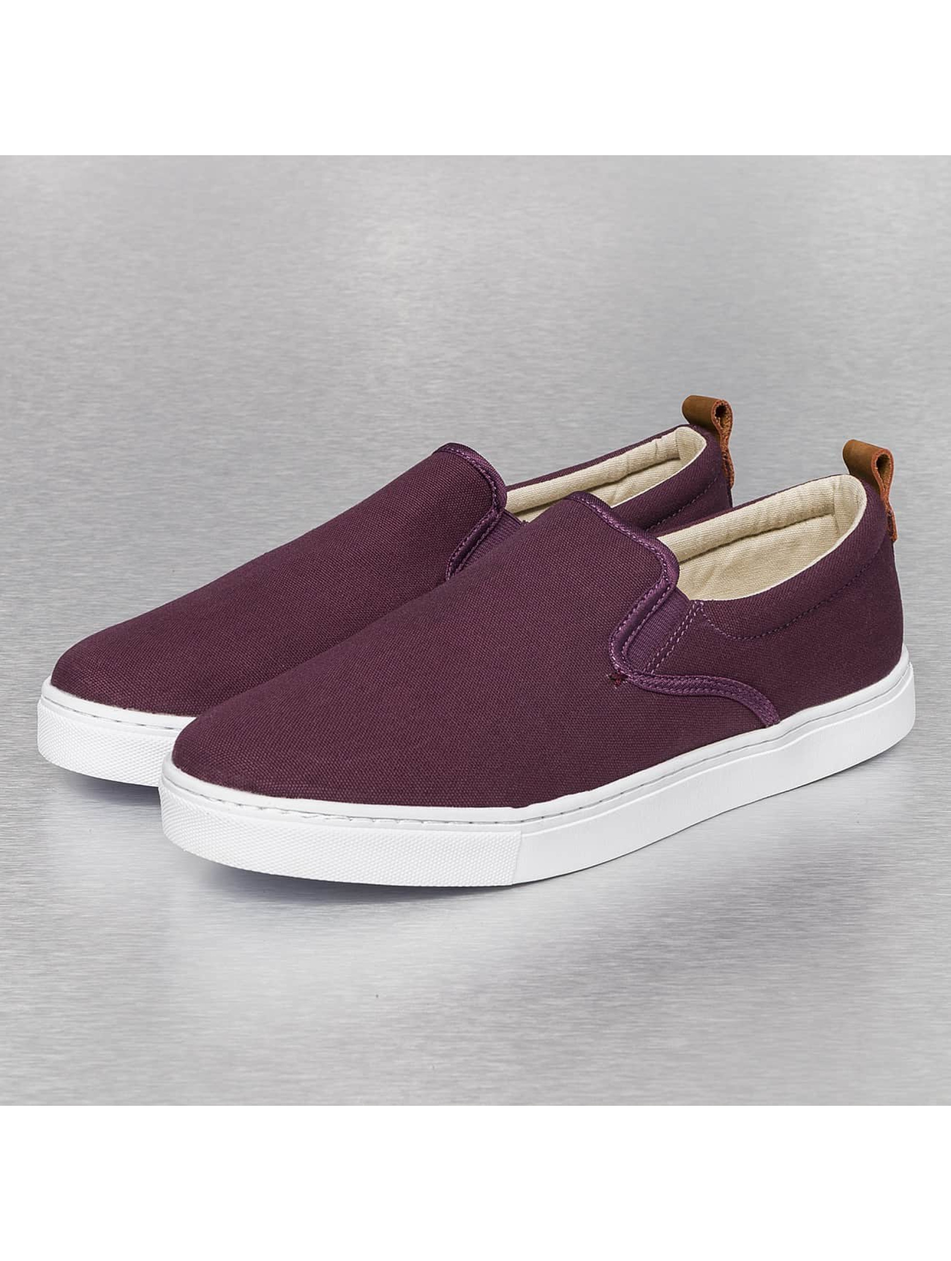 Dickies Kansas Sneakers Maroon