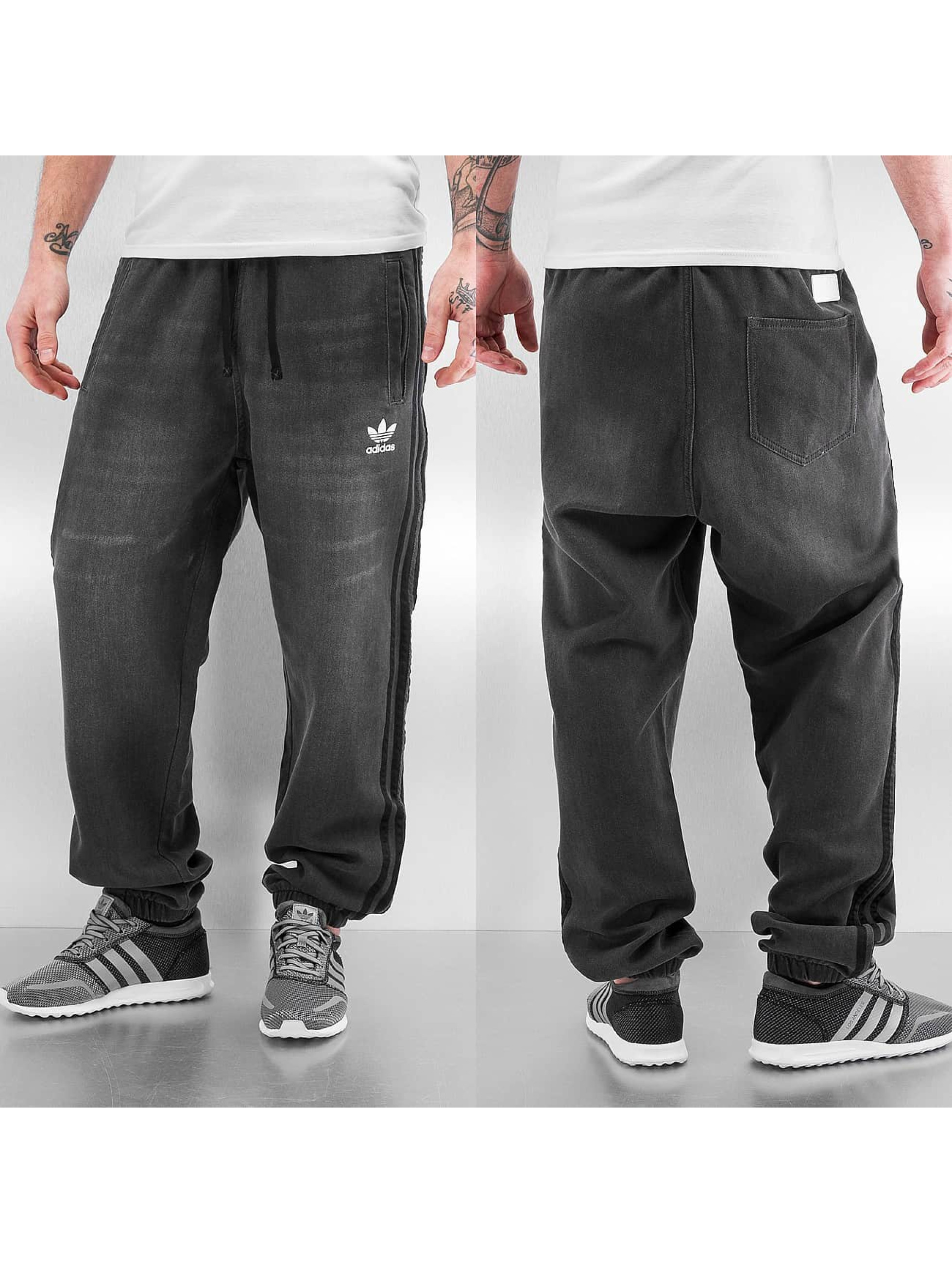 adidas French Terry Denim Slim Track Pants A941