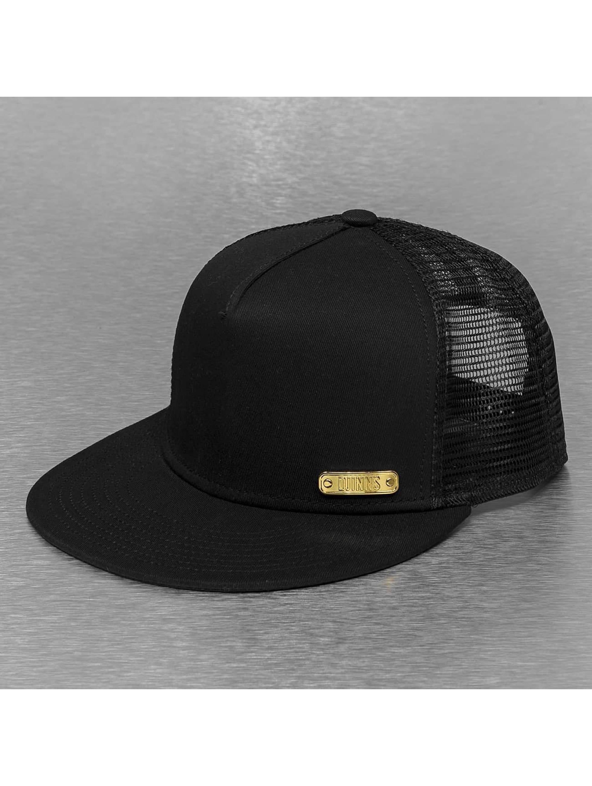 Djinns / Trucker Cap Single C in black
