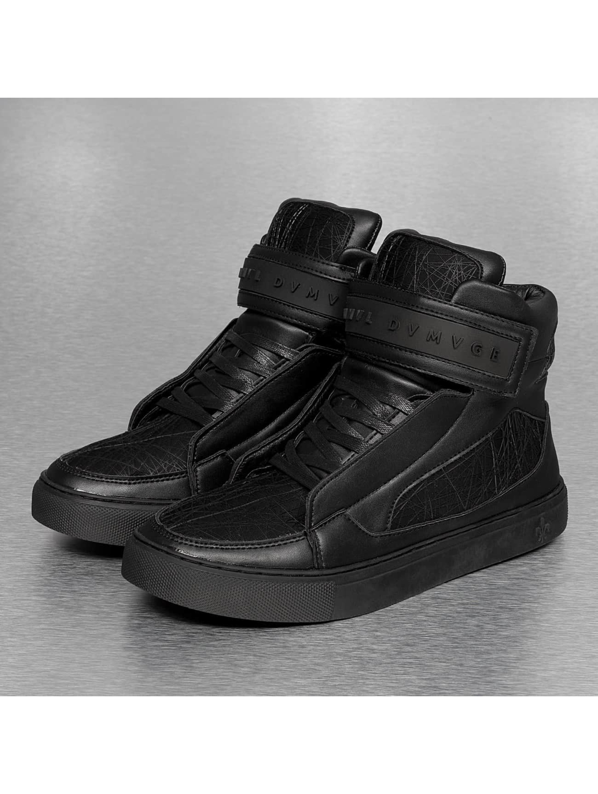 Criminal Damage Männer Sneaker Atlantis in schwarz