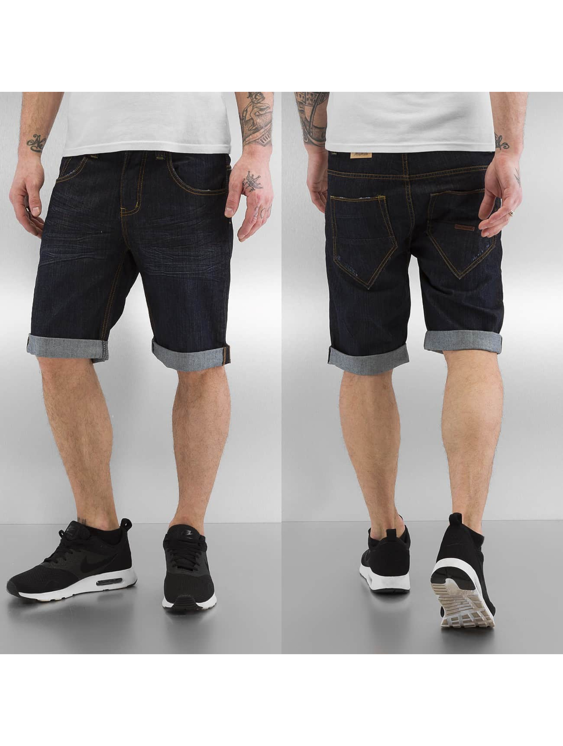 Rocawear Männer Shorts Roc Relax Fit in blau